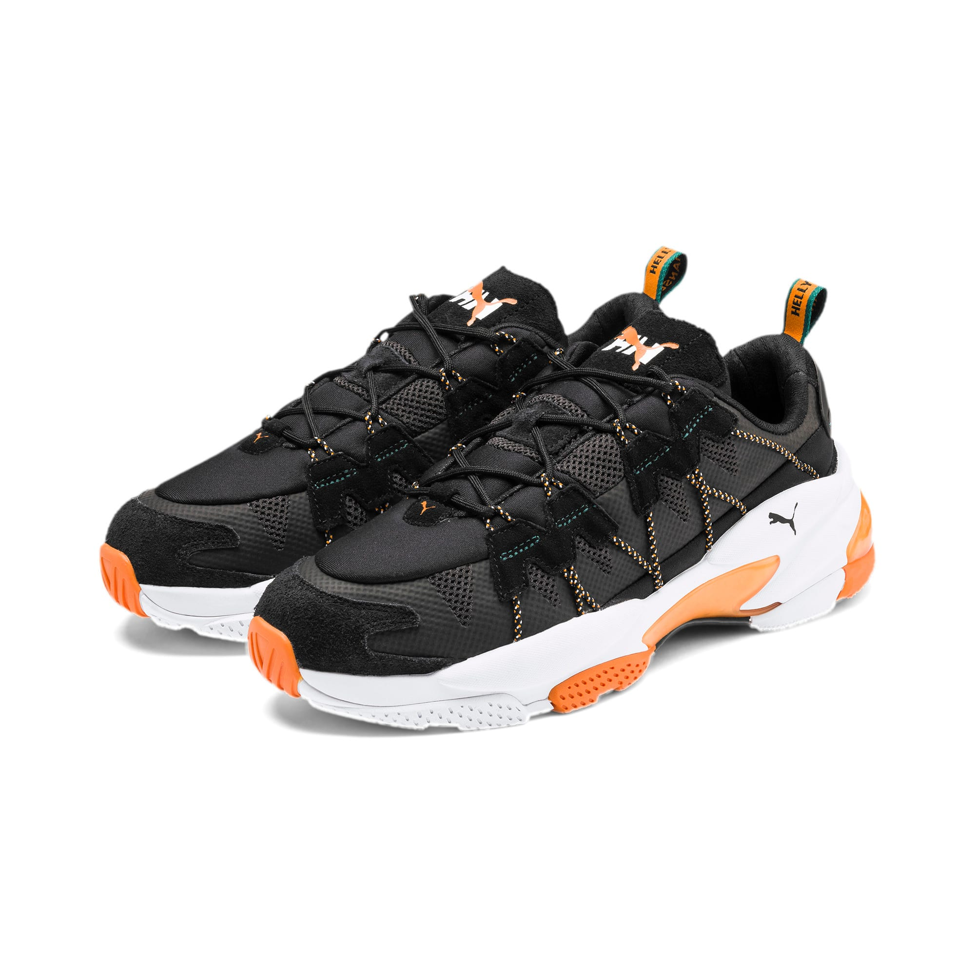 Thumbnail 2 of PUMA x HELLY HANSEN Omega Trainers, Puma Black, medium