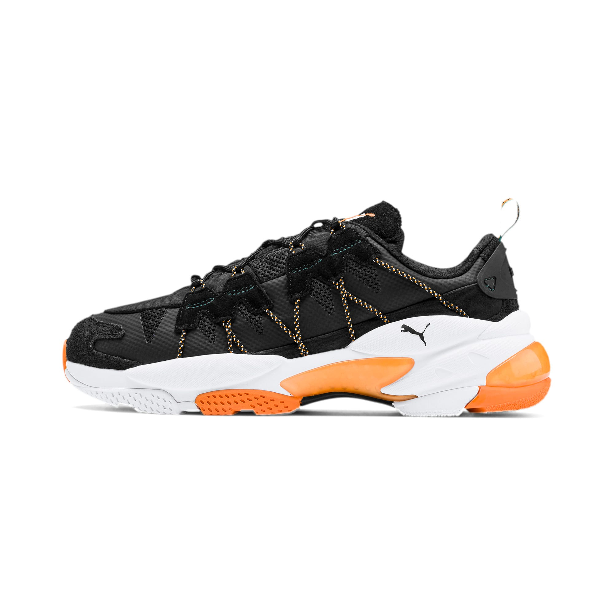 Thumbnail 1 of PUMA x HELLY HANSEN Omega Trainers, Puma Black, medium
