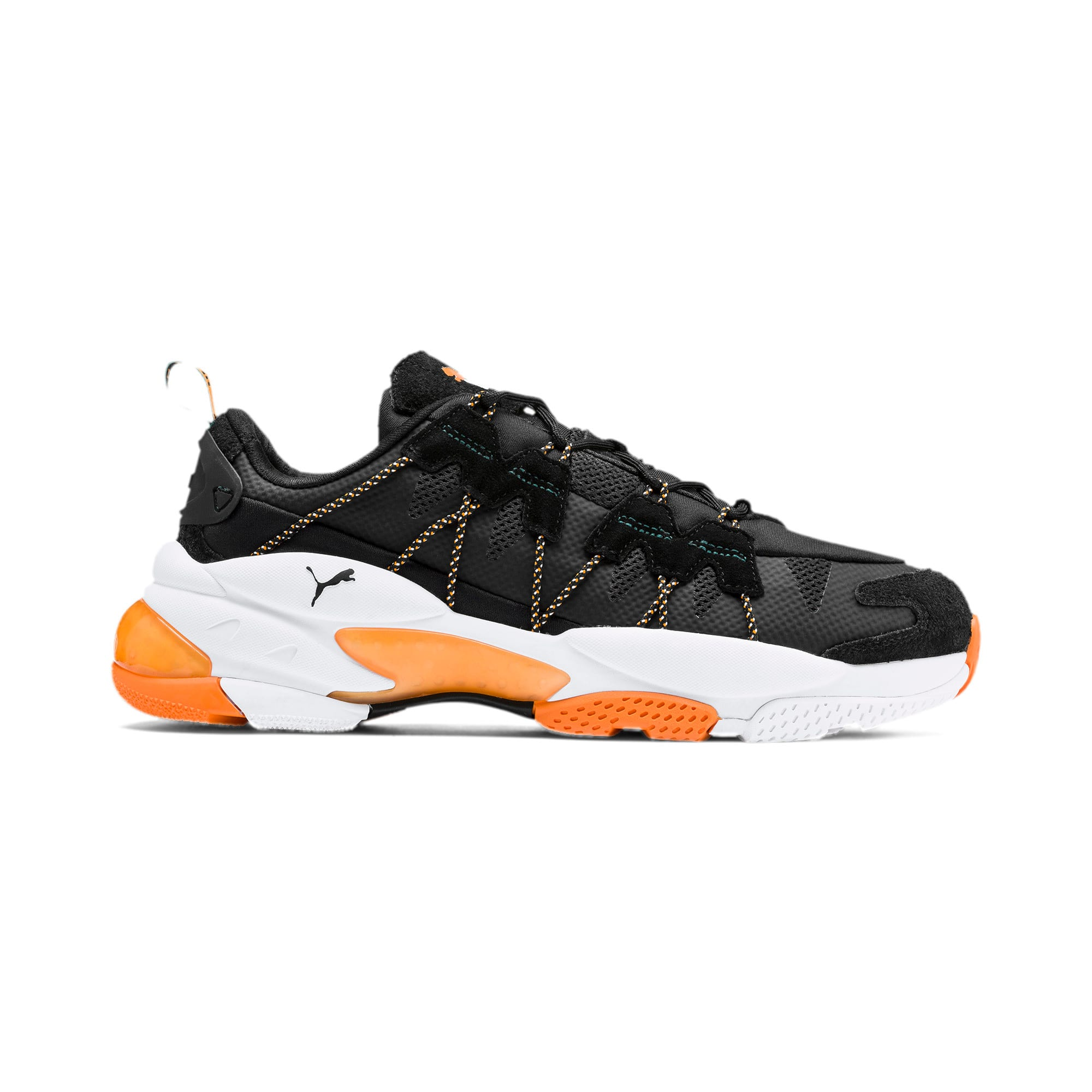 Thumbnail 5 of PUMA x HELLY HANSEN Omega Trainers, Puma Black, medium