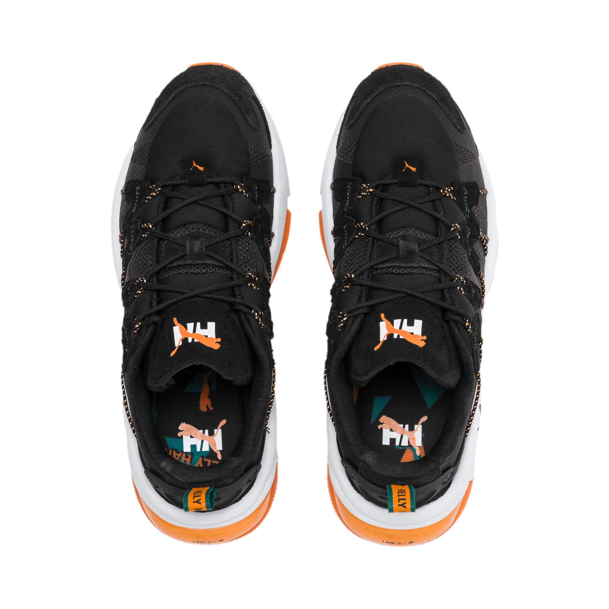 Thumbnail 6 of PUMA x HELLY HANSEN Omega Trainers, Puma Black, medium