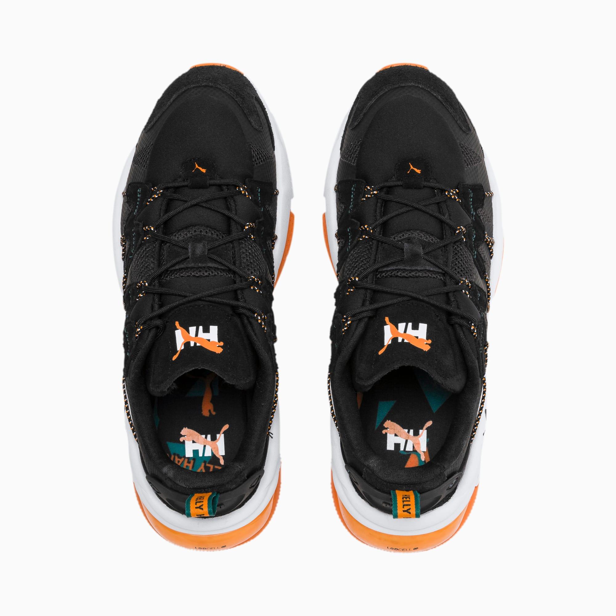 Puma x Helly Hansen LQD Cell Omega Puma Black | Footshop