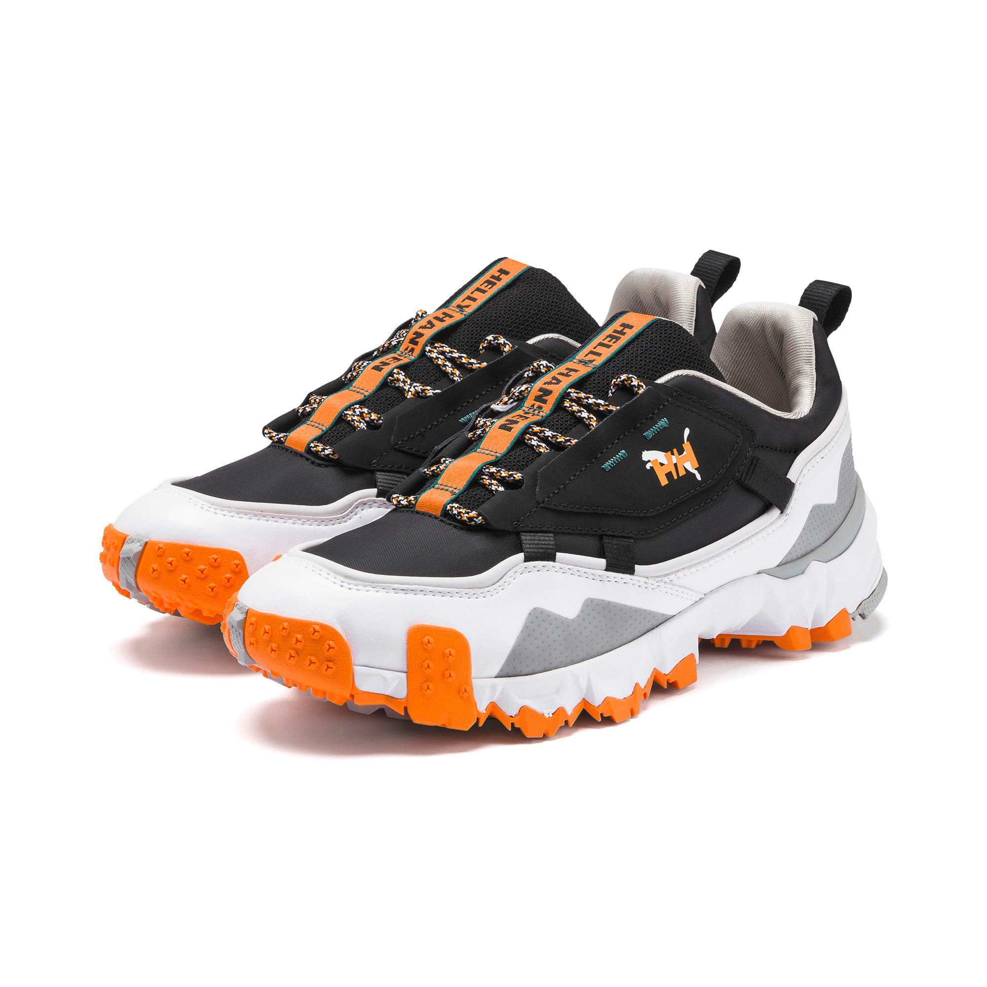 Thumbnail 2 of PUMA x HELLY HANSEN Trailfox Training Shoes, Puma Black, medium