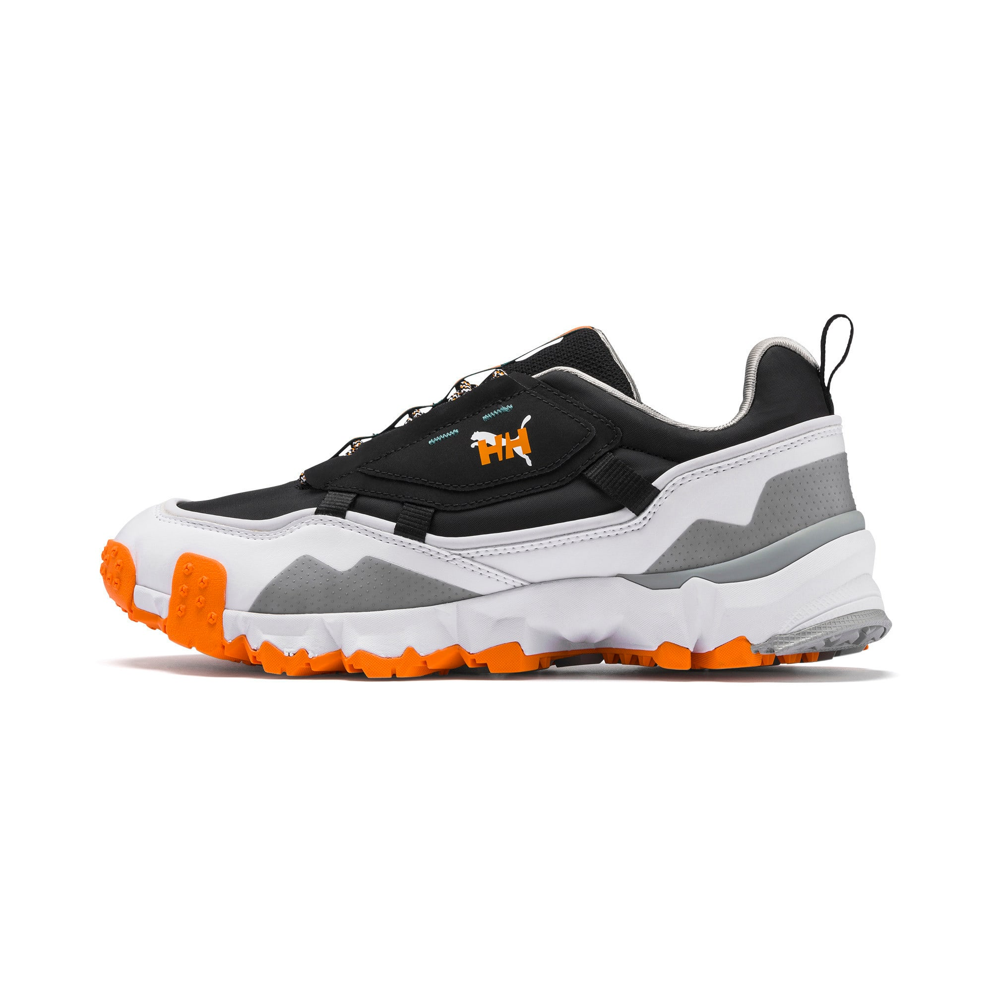 Thumbnail 1 of PUMA x HELLY HANSEN Trailfox Training Shoes, Puma Black, medium