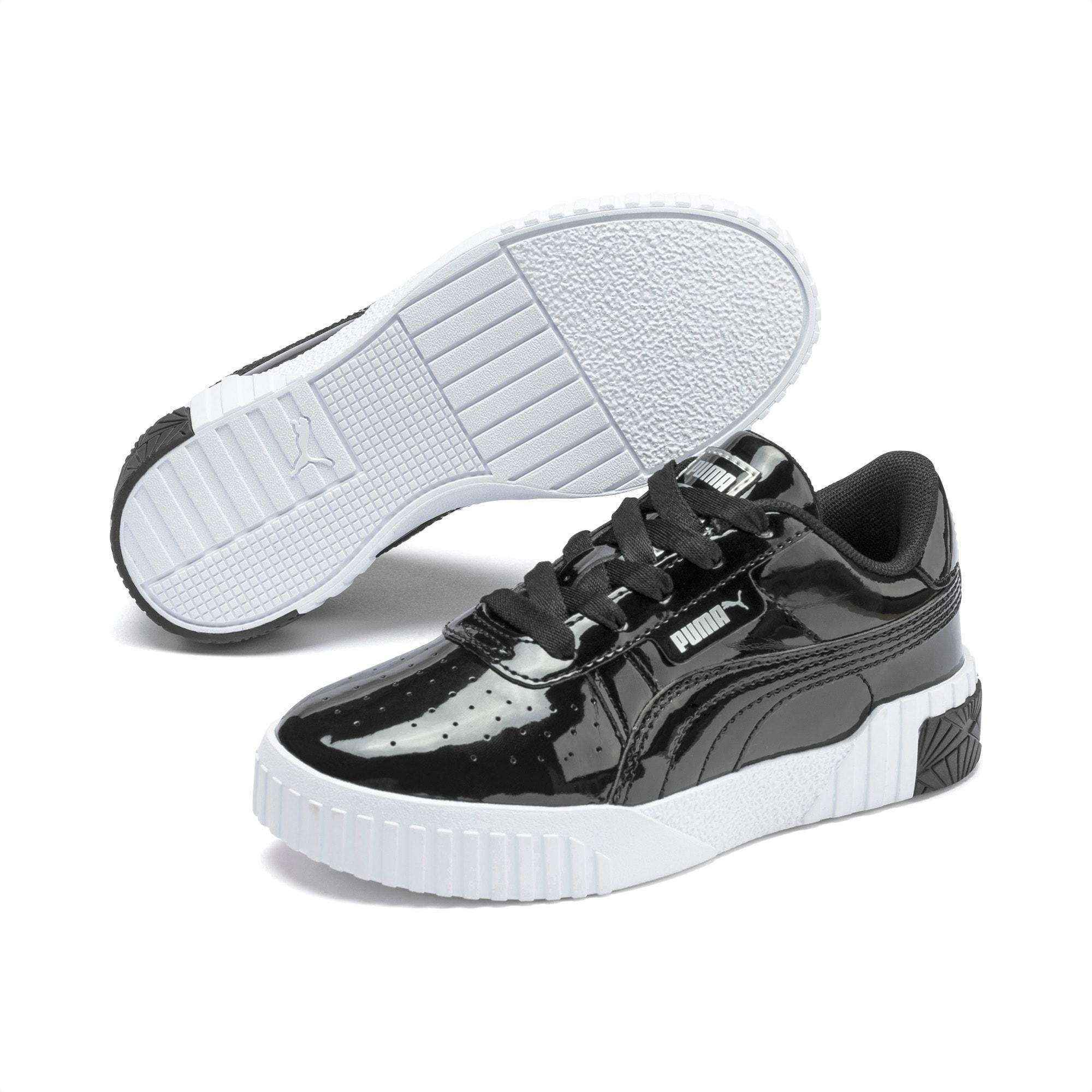 Cali Patent Kids Sneaker
