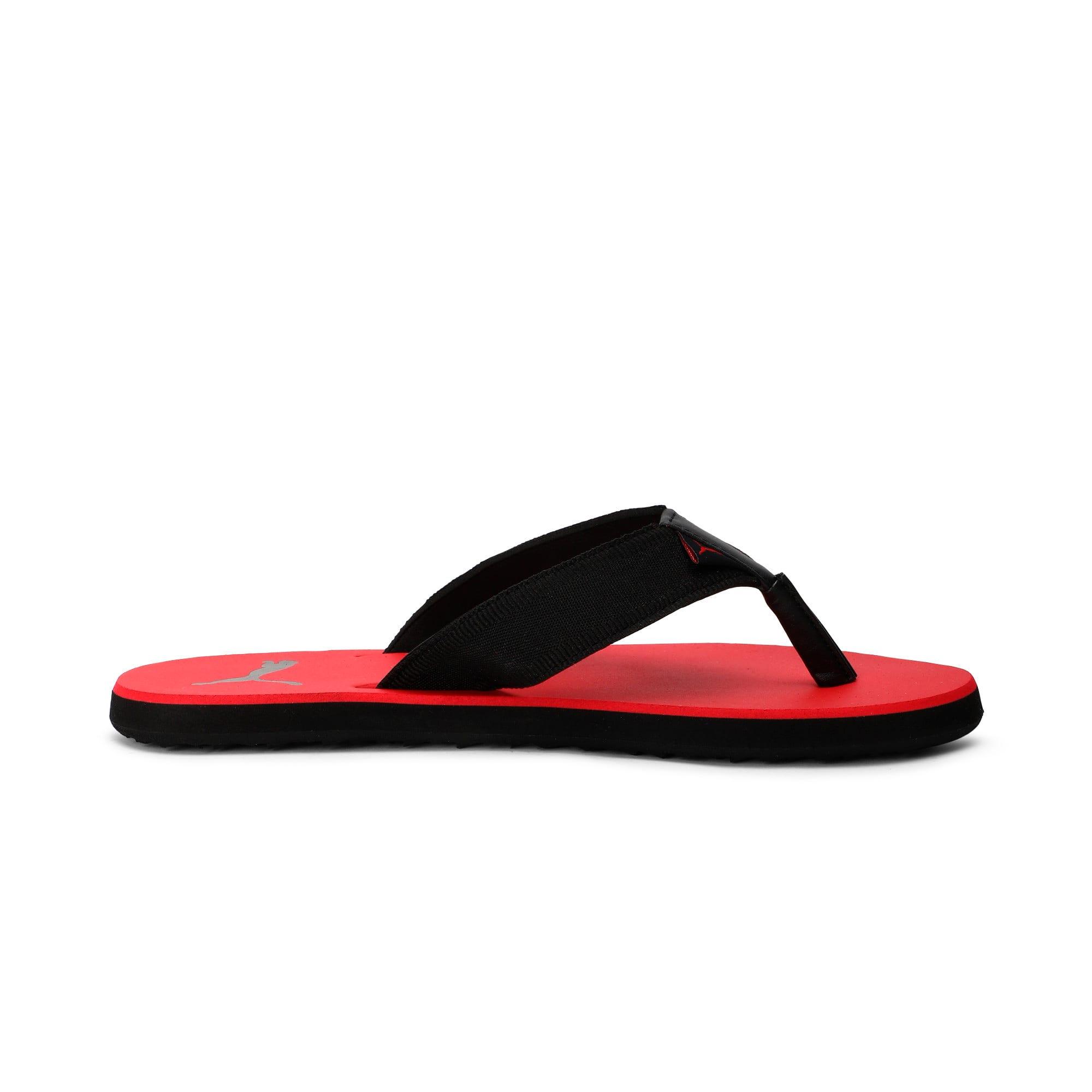 Thumbnail 5 of Breeze one8 GU Men's Sandals, High Risk Red-Puma Black, medium-IND