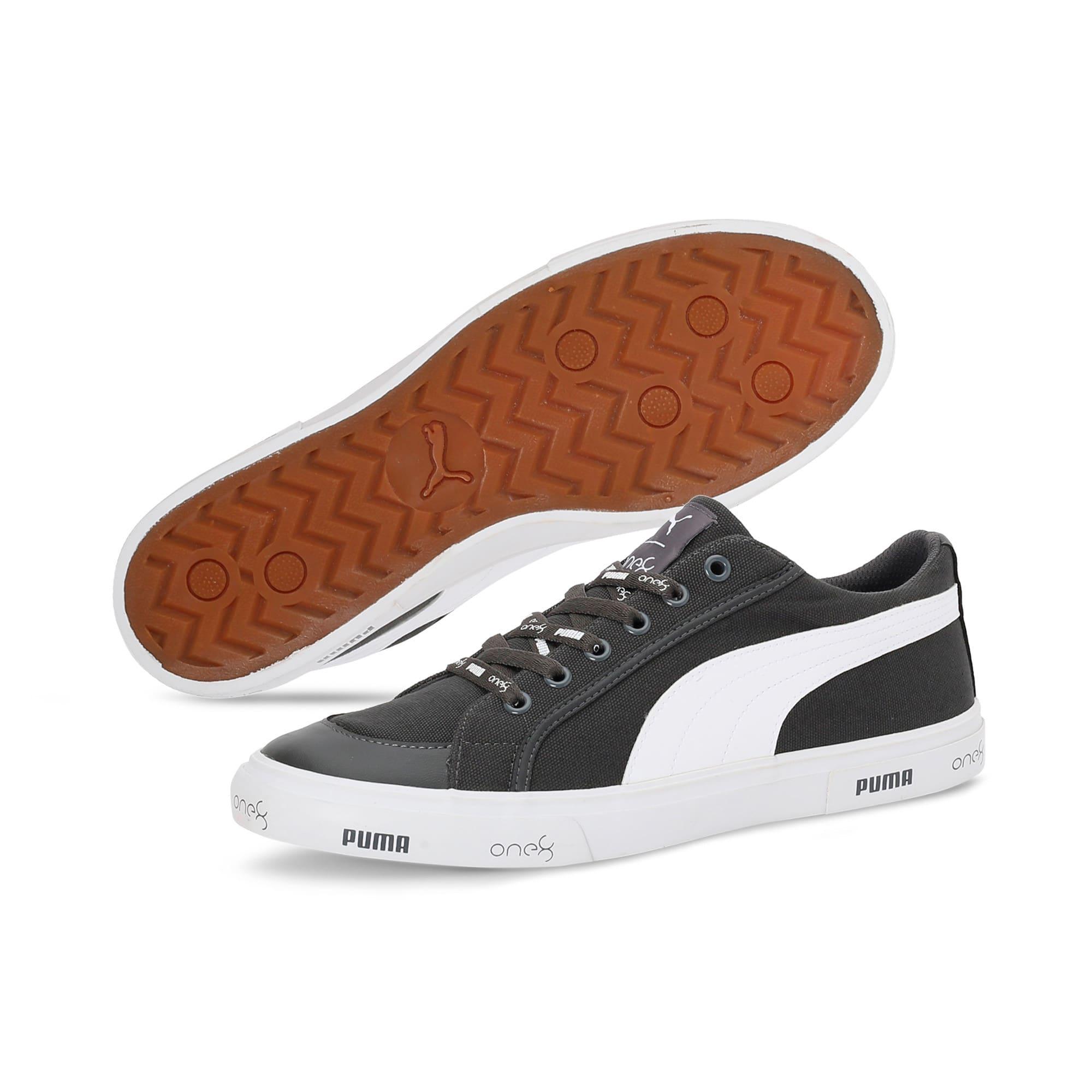 Thumbnail 2 of one8 V2 IDP Men's Sneakers, Iron Gate-Puma White, medium-IND
