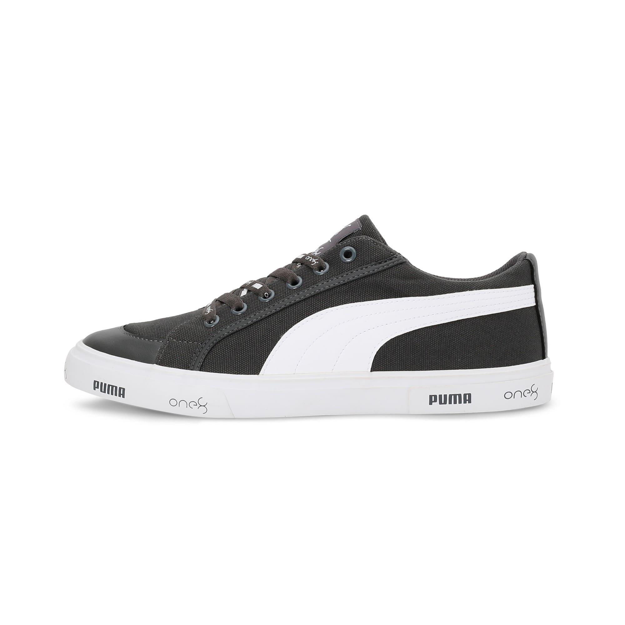 Thumbnail 1 of one8 V2 IDP Men's Sneakers, Iron Gate-Puma White, medium-IND
