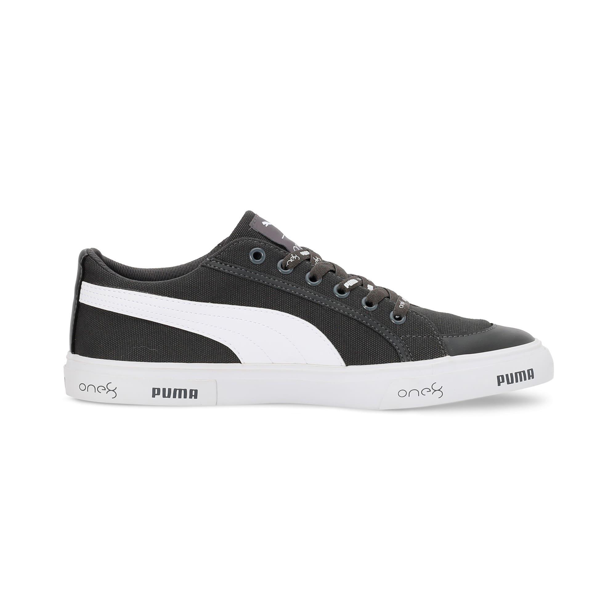 Thumbnail 5 of one8 V2 IDP Men's Sneakers, Iron Gate-Puma White, medium-IND