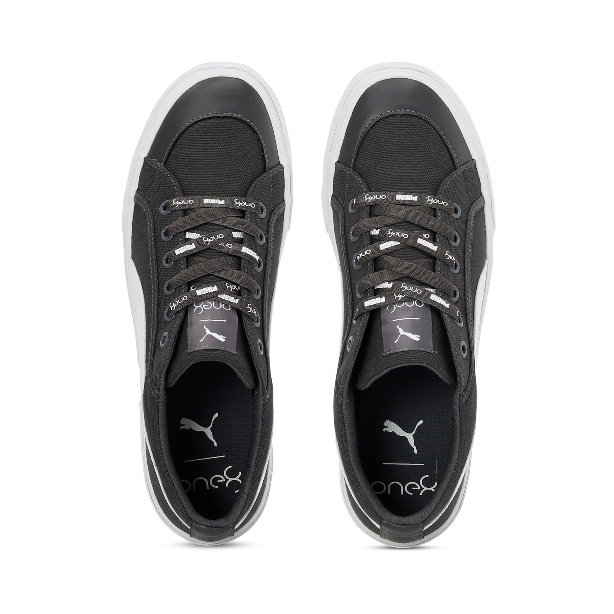 Thumbnail 6 of one8 V2 IDP Men's Sneakers, Iron Gate-Puma White, medium-IND