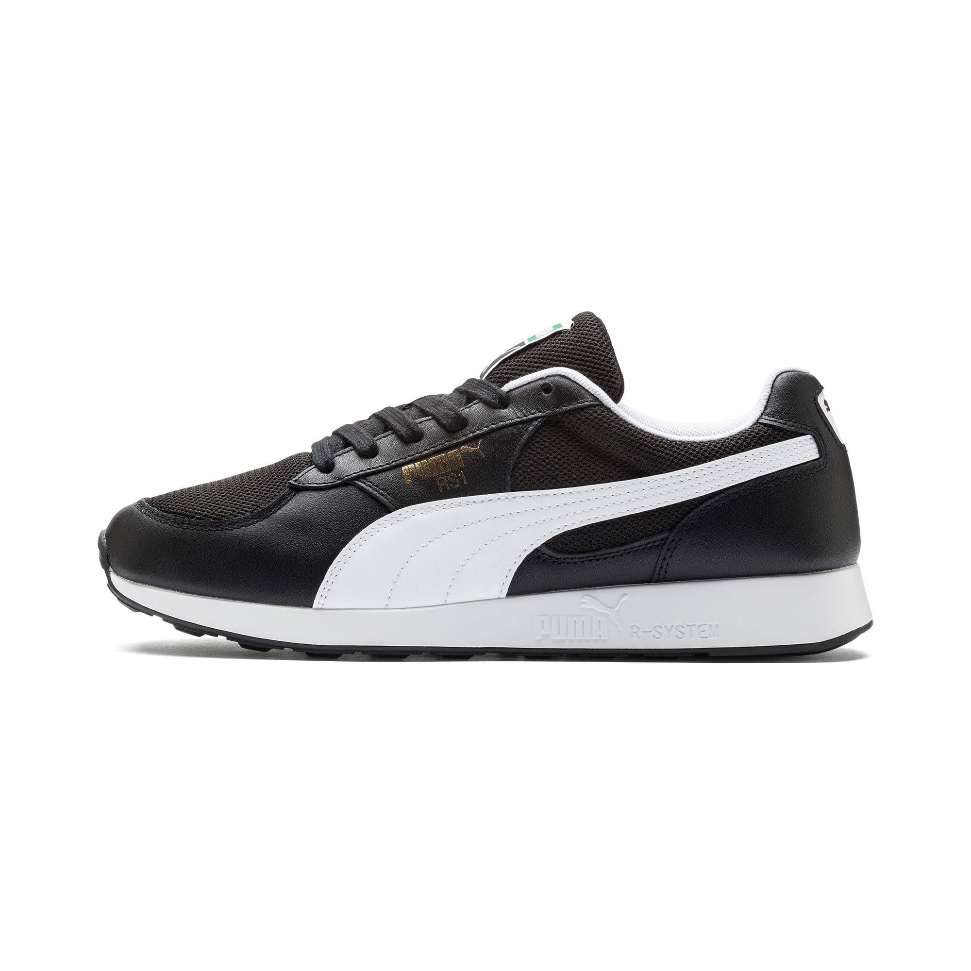 Thumbnail 1 of RS-1 OG Trainers, Puma Black-CASTLEROCK, medium