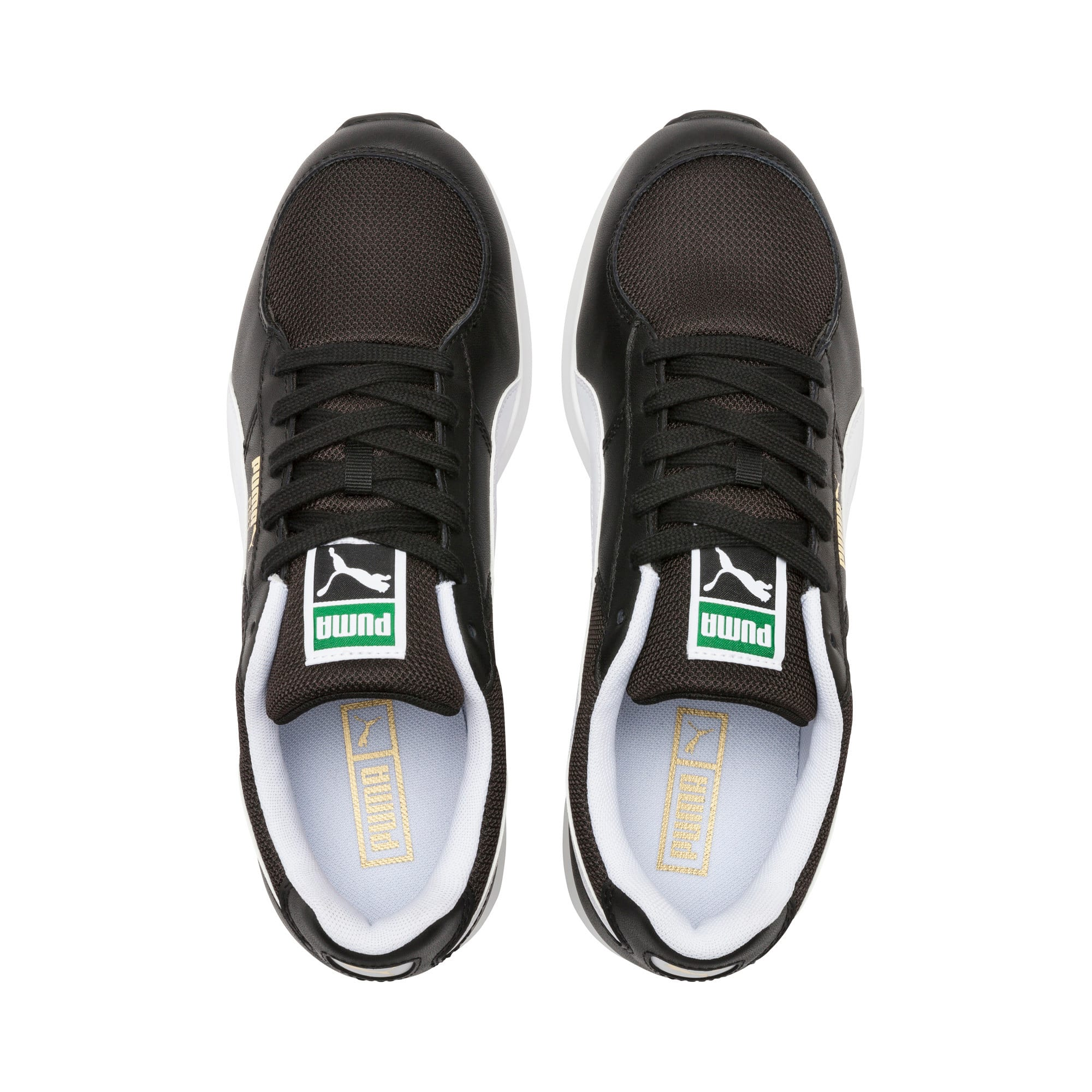Thumbnail 6 of RS-1 OG Trainers, Puma Black-CASTLEROCK, medium
