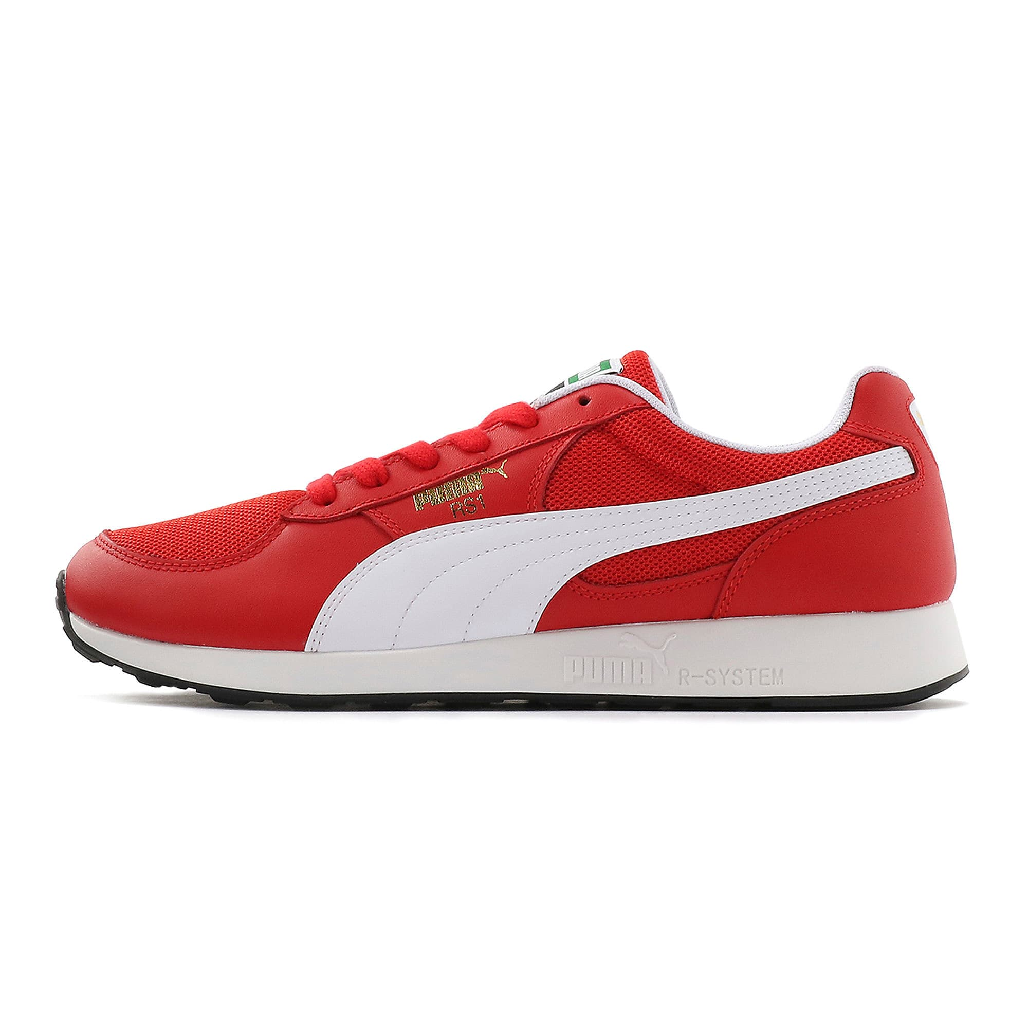 Thumbnail 1 of RS-1 OG CLONE Sneakers, High Risk Red-Puma Black, medium
