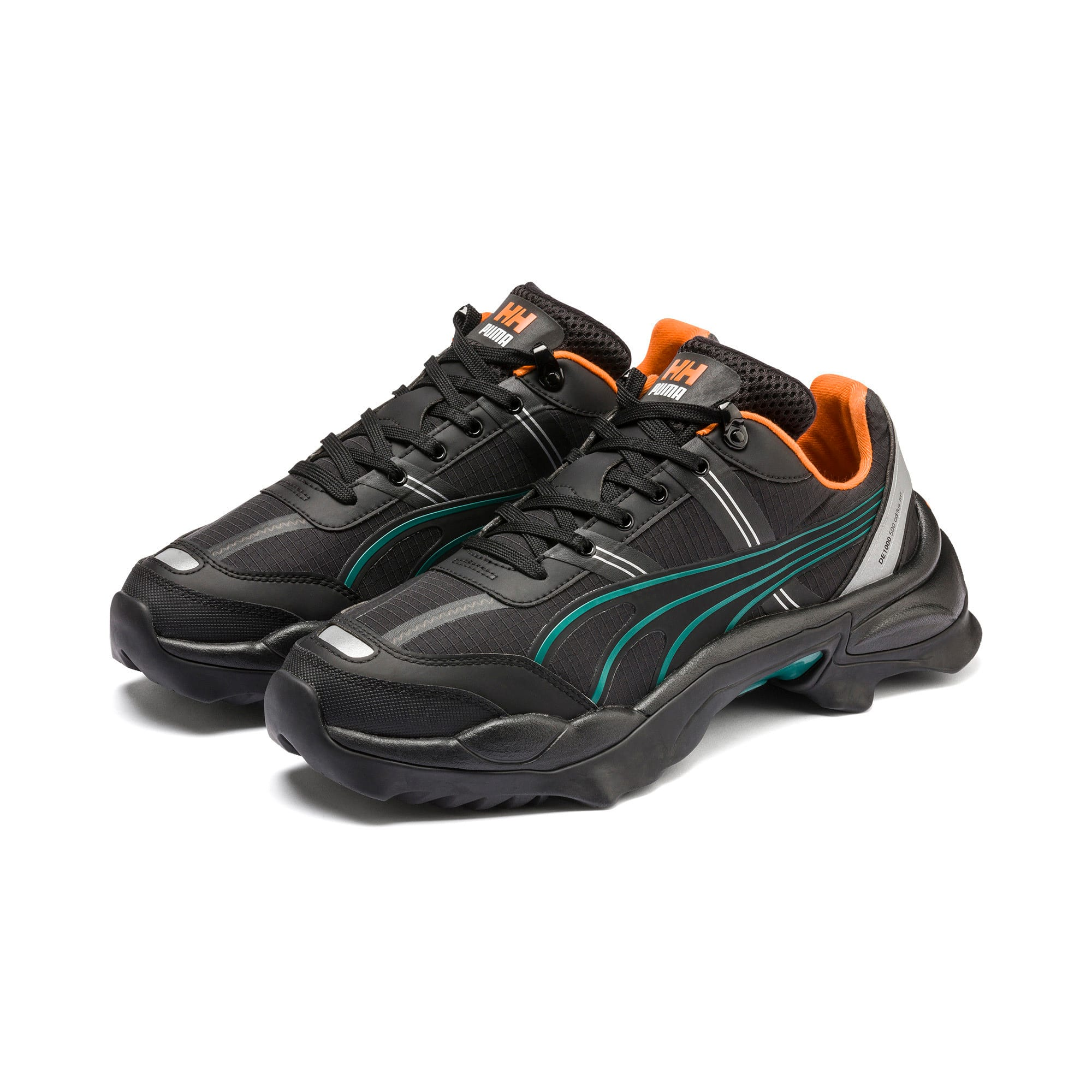 Thumbnail 2 of PUMA x HELLY HANSEN Nitefox Sneaker, Puma Black, medium
