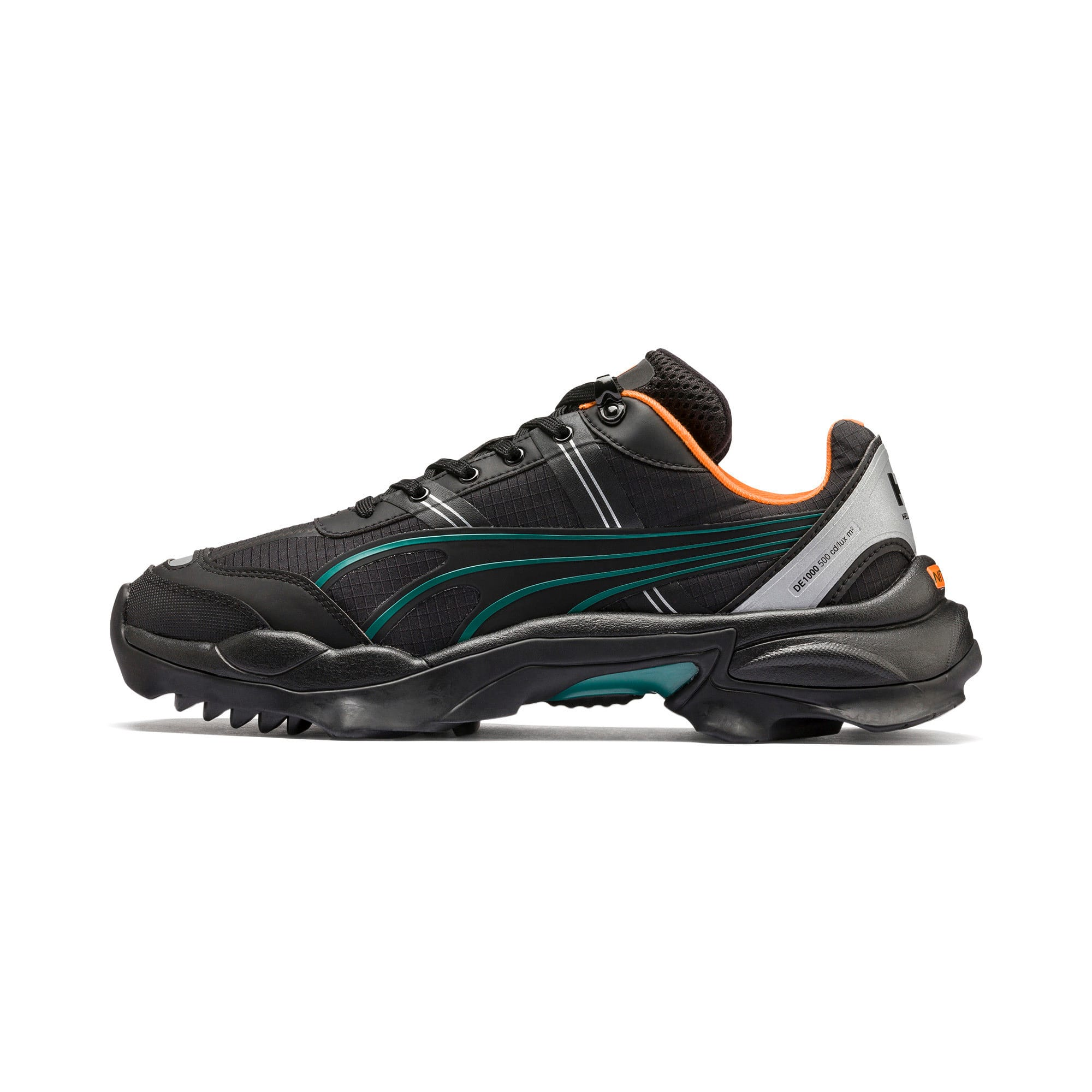 Thumbnail 1 of PUMA x HELLY HANSEN Nitefox Sneaker, Puma Black, medium