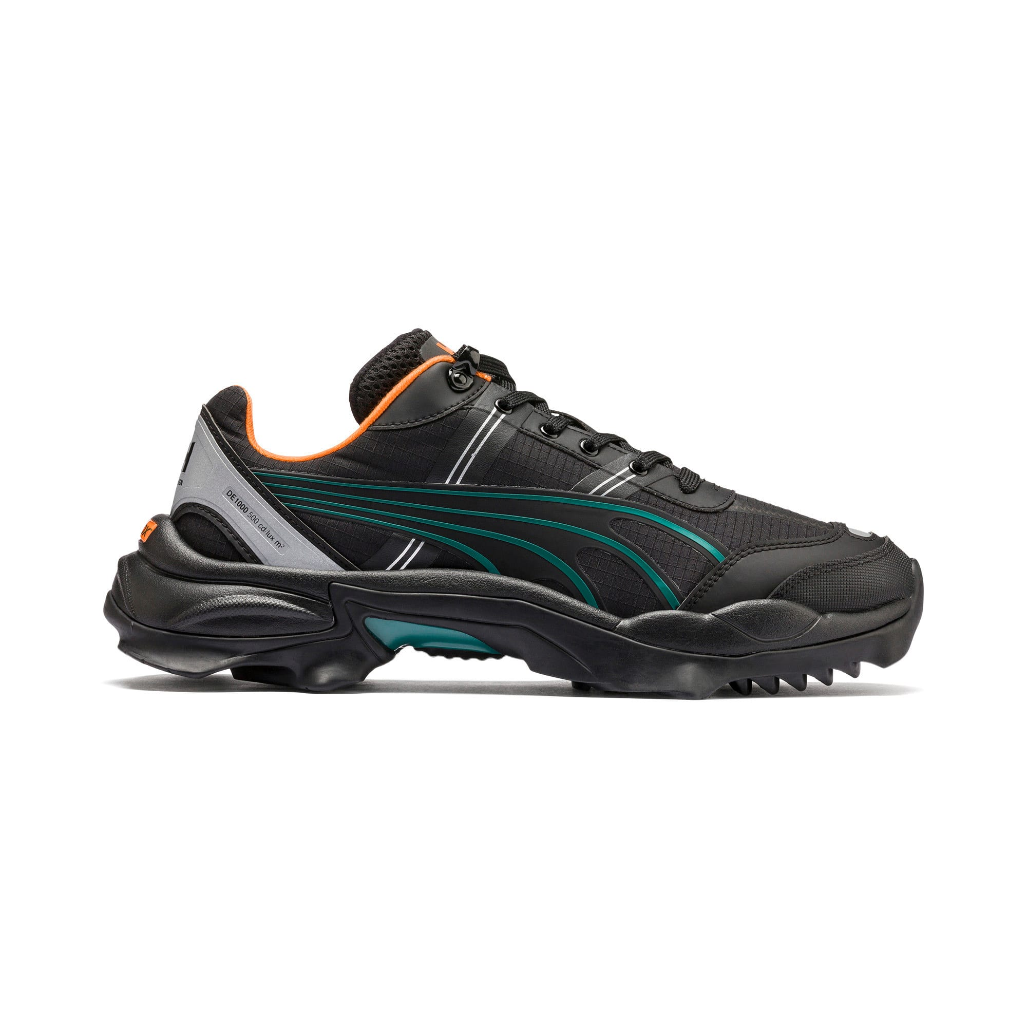 Thumbnail 5 of PUMA x HELLY HANSEN Nitefox Sneaker, Puma Black, medium