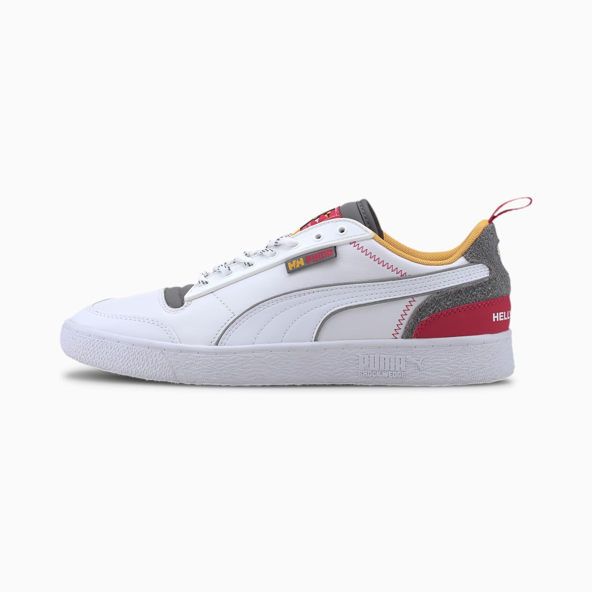 PUMA x HELLY HANSEN Ralph Sampson Herren Sneaker   Puma White-Puma White    PUMA Ralph Sampson   PUMA Deutschland