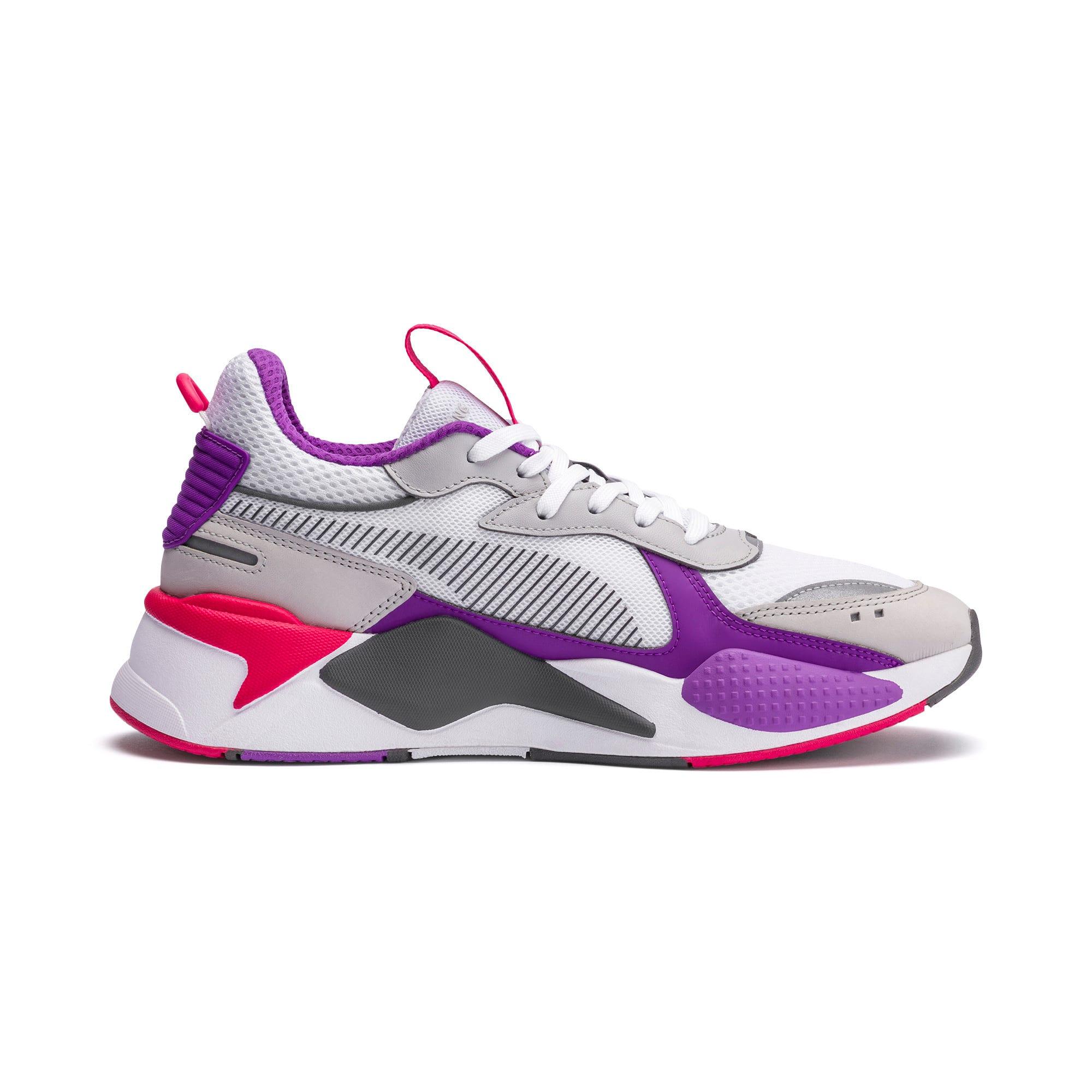 Thumbnail 5 of RS-X Bold Sneaker, PWhite-High Rise-Royal Lilac, medium