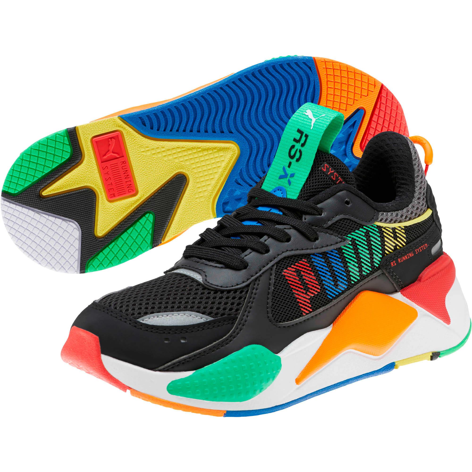 Thumbnail 2 of RS-X Bold Sneakers JR, P Black-ANDEAN TOUCAN-Orange, medium