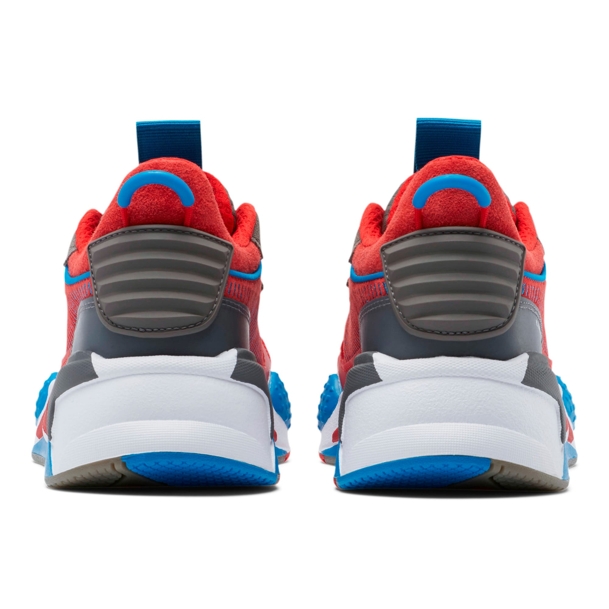 Thumbnail 3 of RS-X Retro Sneakers JR, Hi Ri Red-Ste Gray-In Bunti, medium