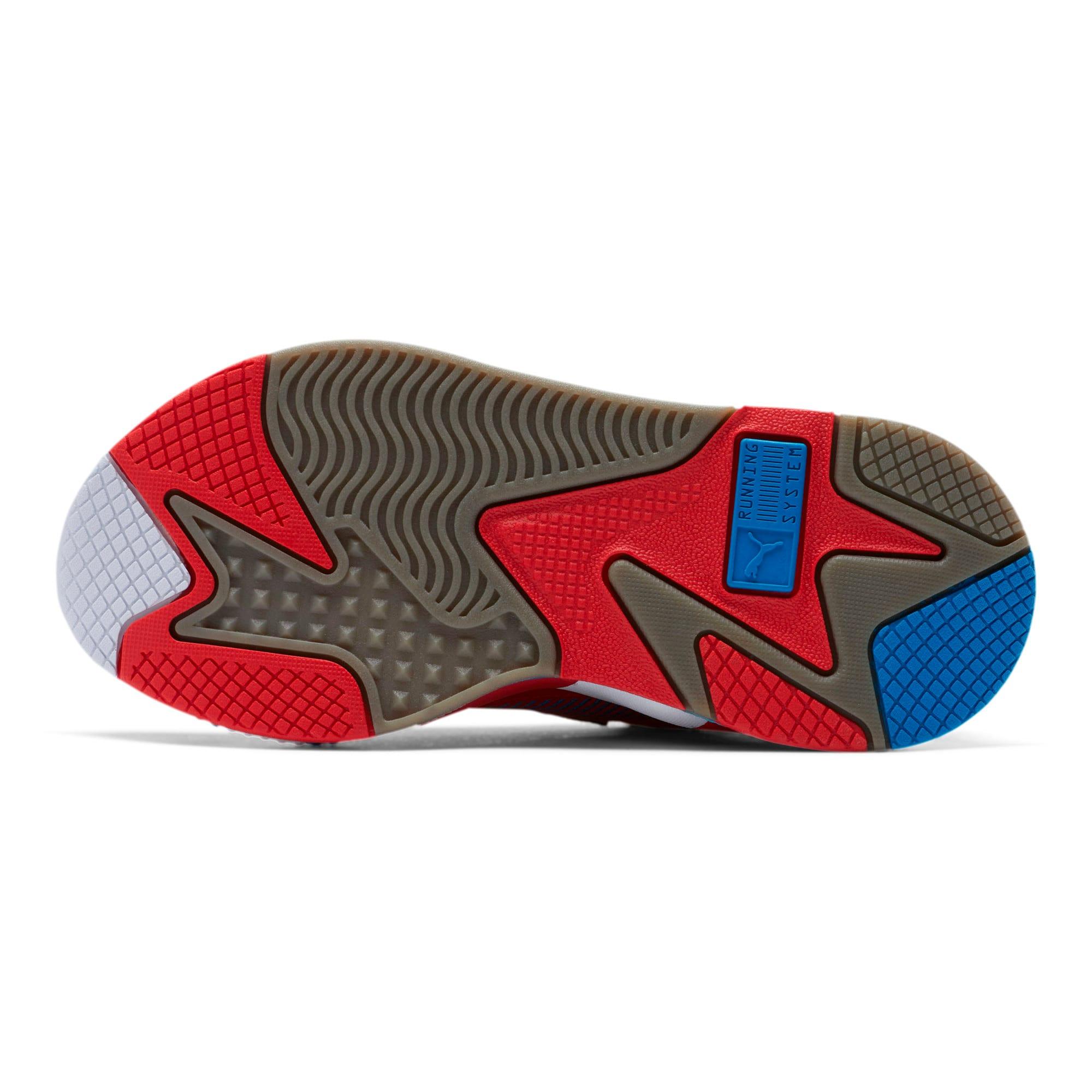 Thumbnail 4 of RS-X Retro Sneakers JR, Hi Ri Red-Ste Gray-In Bunti, medium