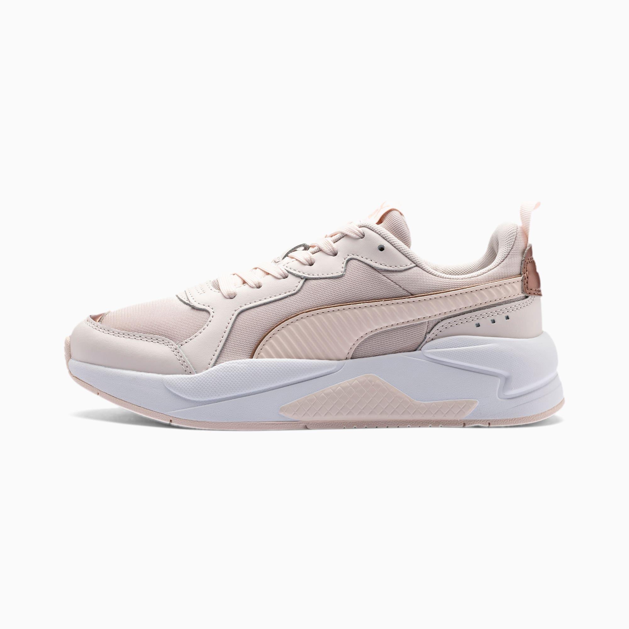 scarpe donna puma metallic