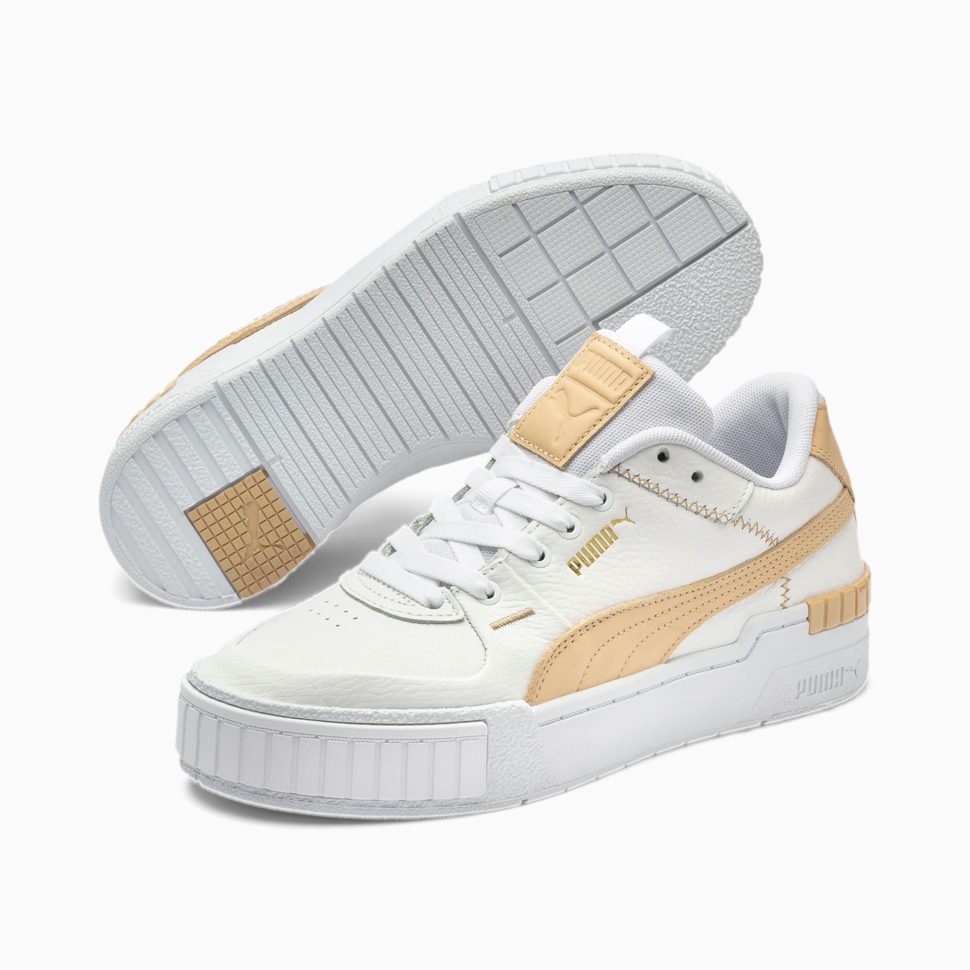 Cali Sport Pastel sportschoenen voor dames | Puma White