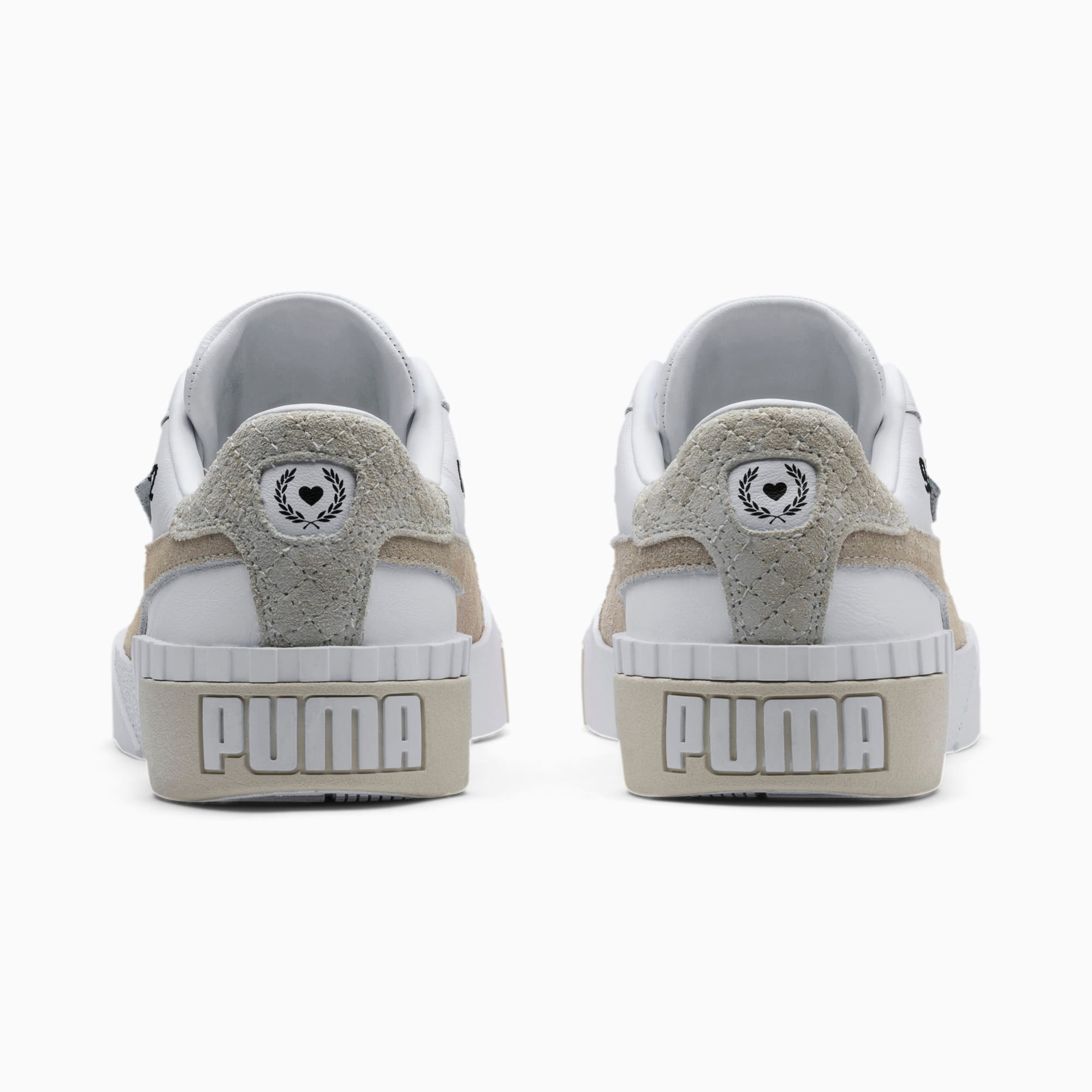 SG x PUMA Cali Leather Suede Women's Sneakers