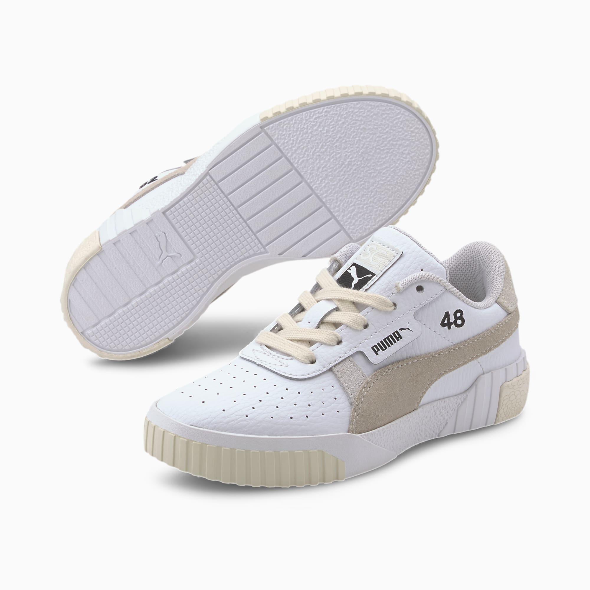 PUMA x SELENA GOMEZ Cali Lthr Suede Kids Mädchen Sneaker