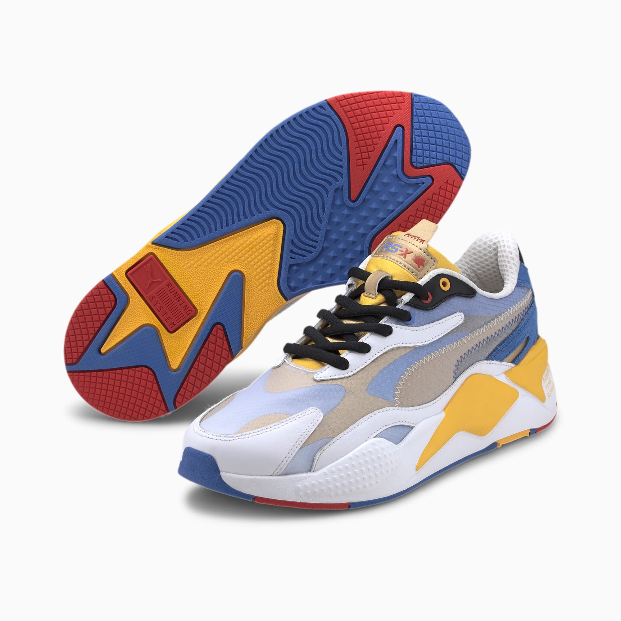 PUMA x SONIC RS X³ Color Trainers