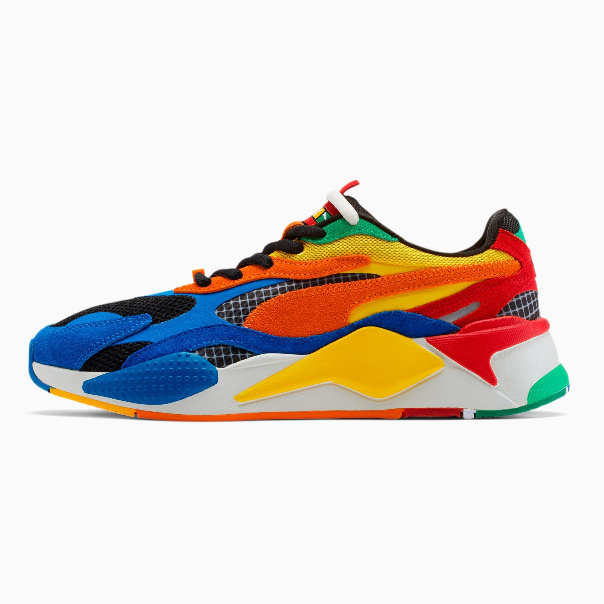 Puma X Rubiks Rs X C B Mens Sneakers Puma Us