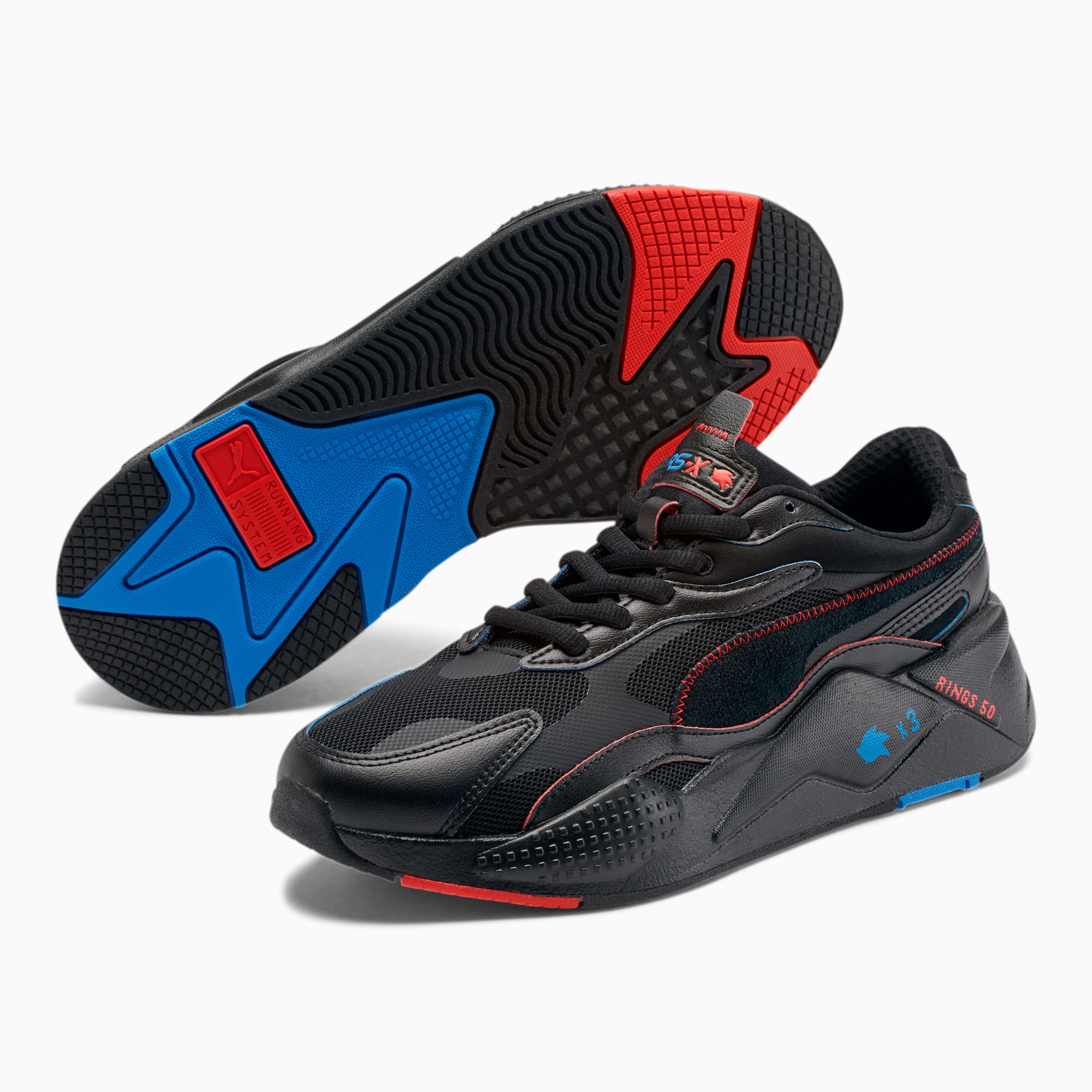 PUMA x SONIC RS-X³ Men's Sneakers