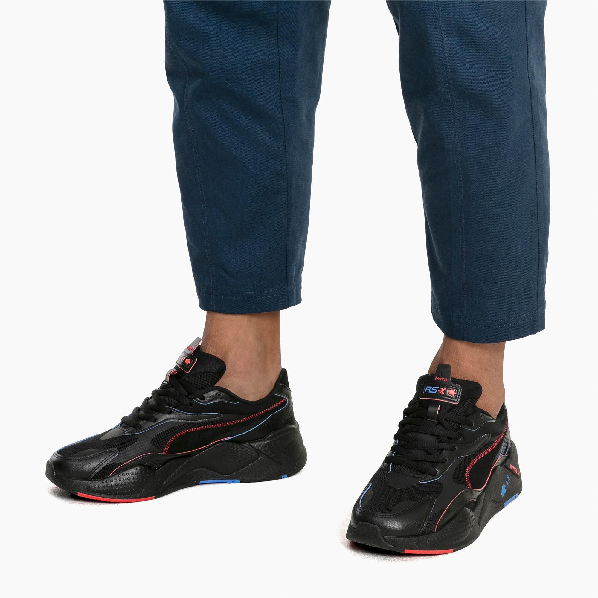 Scarpe da ginnastica nere PUMA x SONIC RS X³