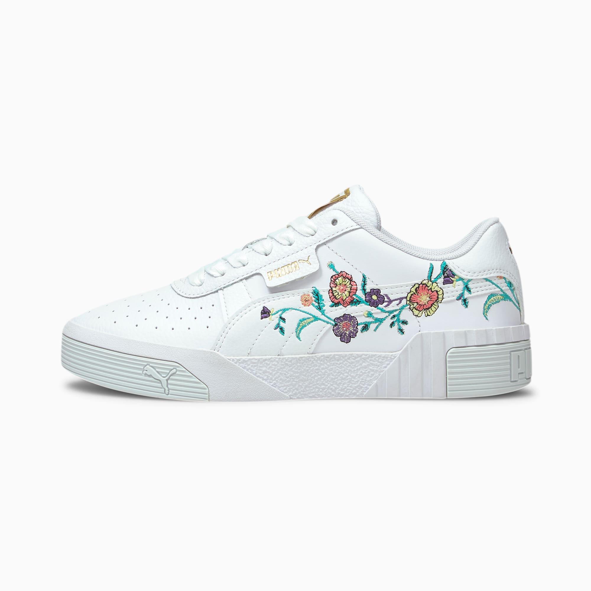 Cali Floral Women's Sneakers