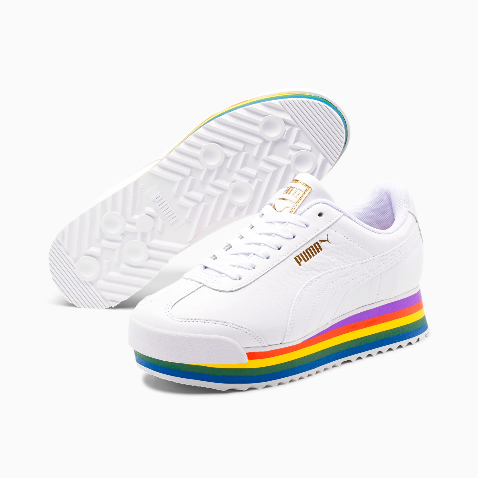 Roma Amor Rainbow Women's Sneakers