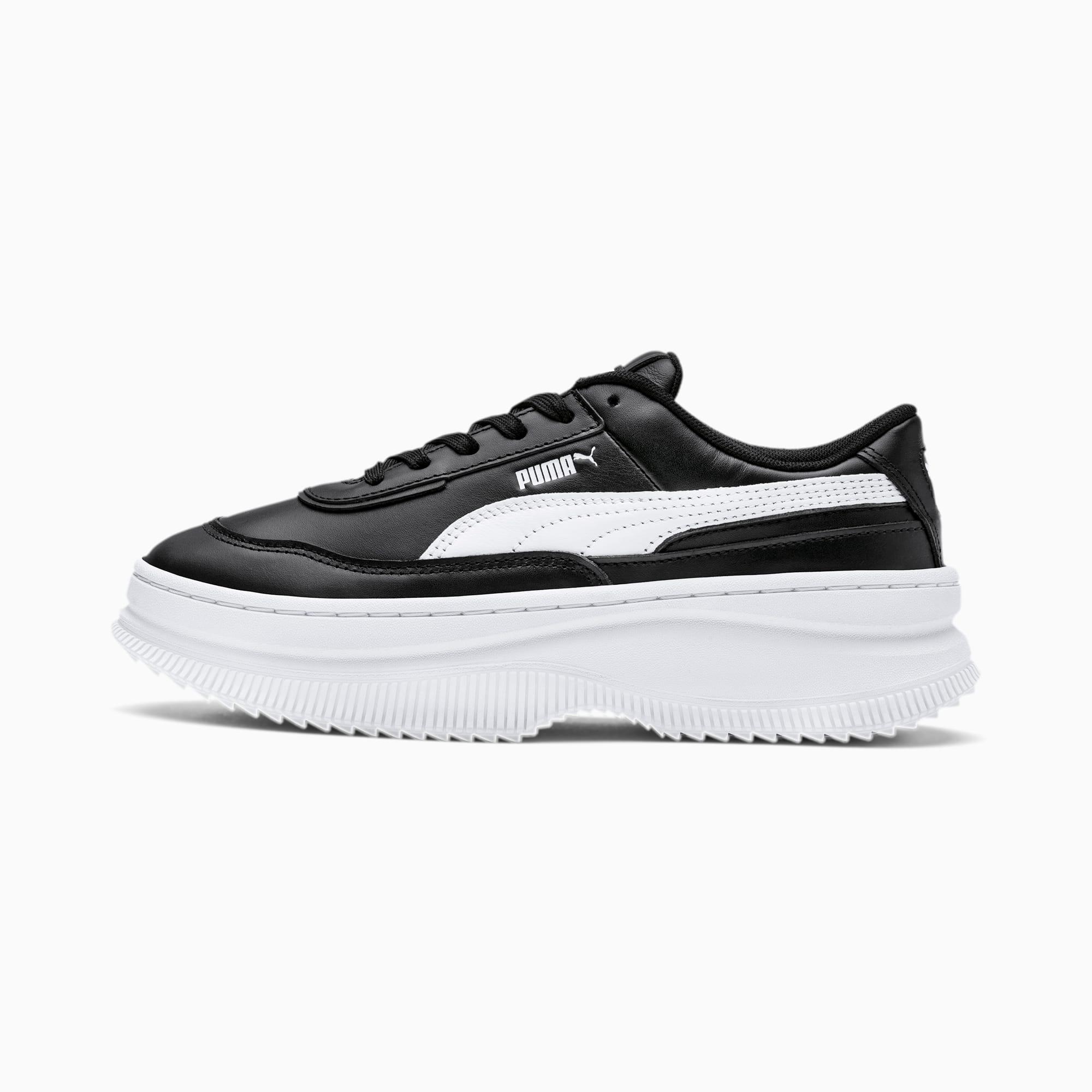 puma scarpe donna pelle