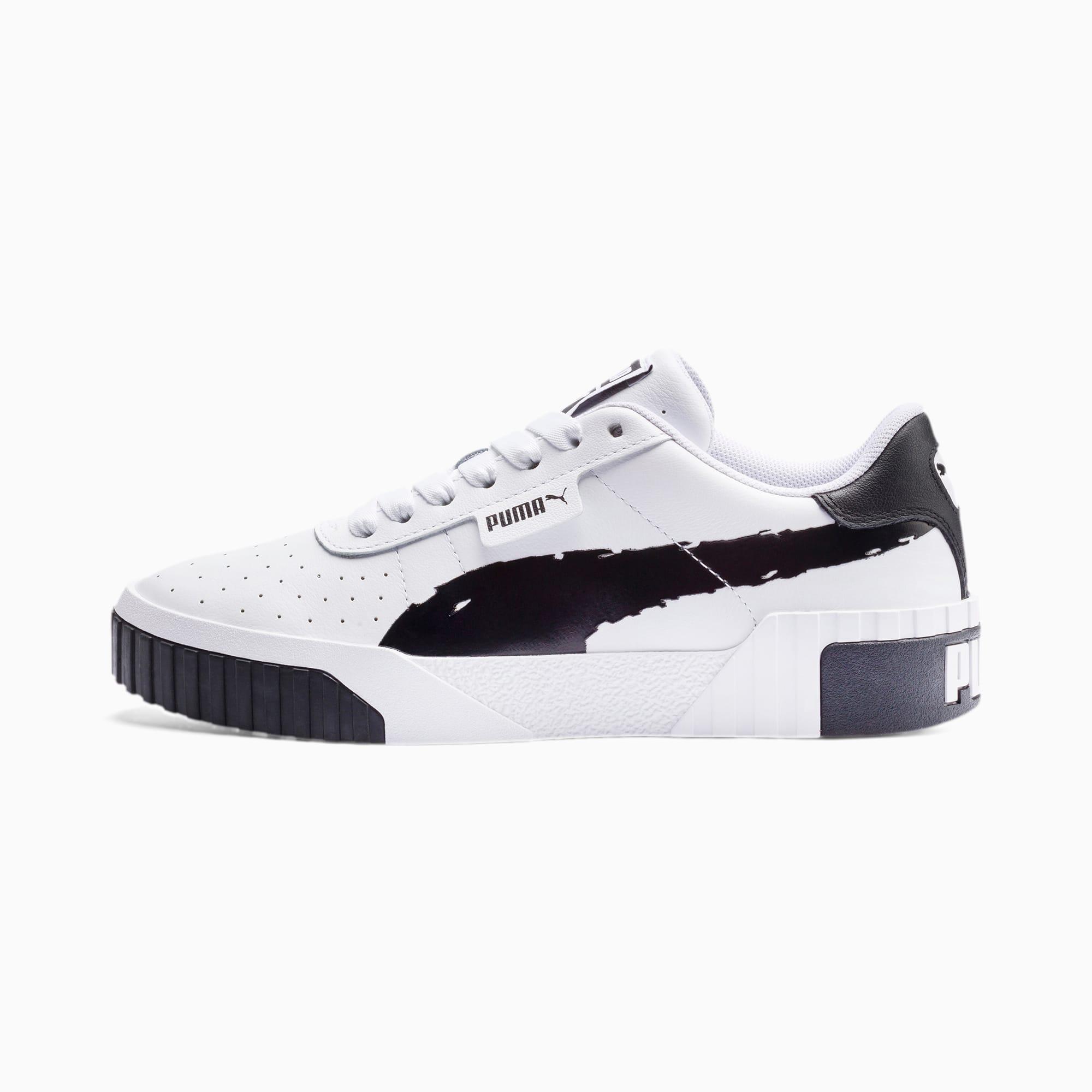Puma Cali Women's Sneakers Puma BlackPuma White