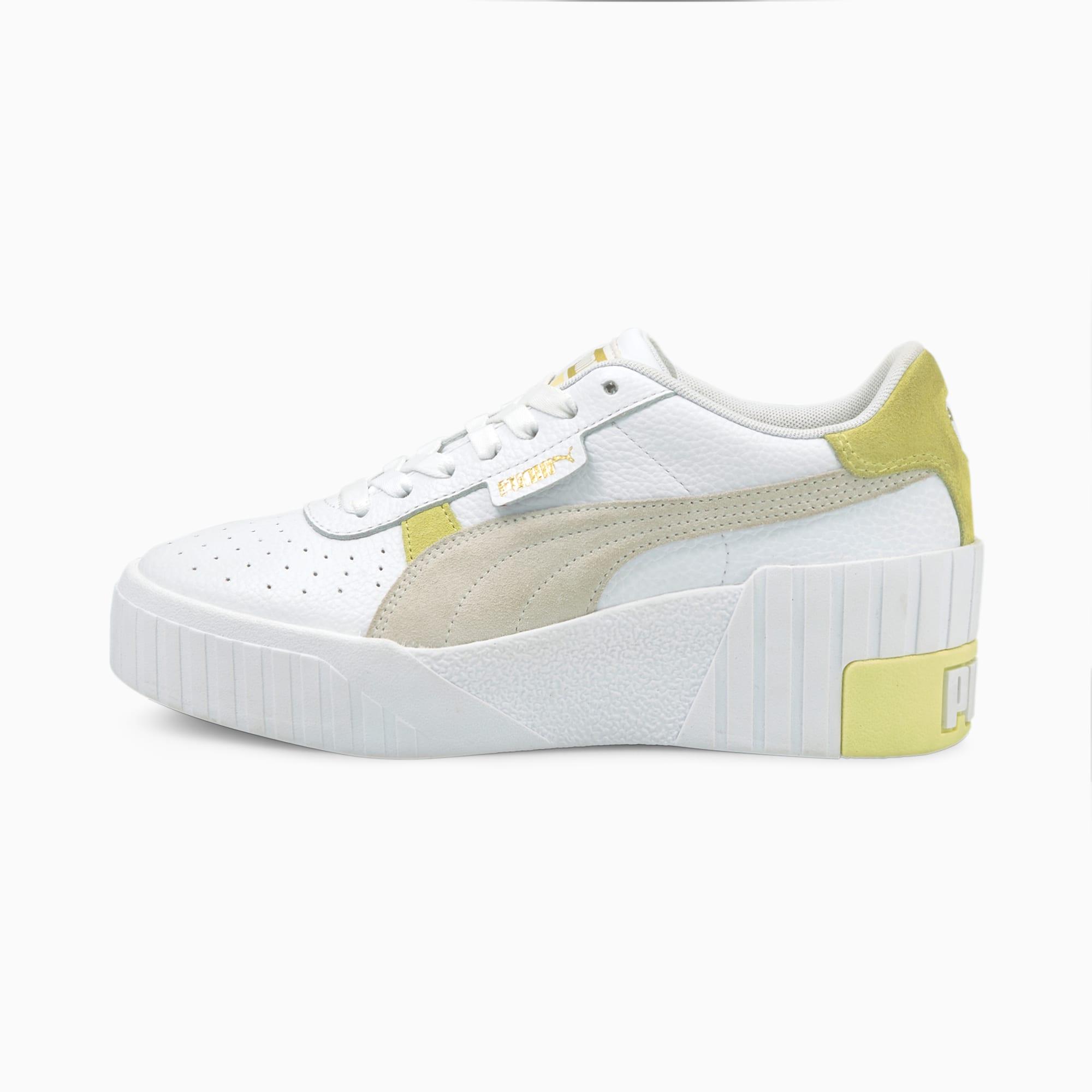 Cali Wedge Mix Women's Sneakers