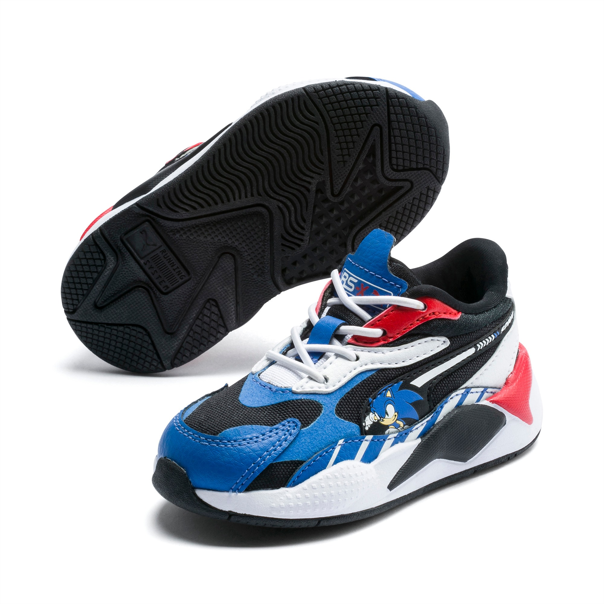 PUMA x SONIC RS-X³ Toddler Shoes