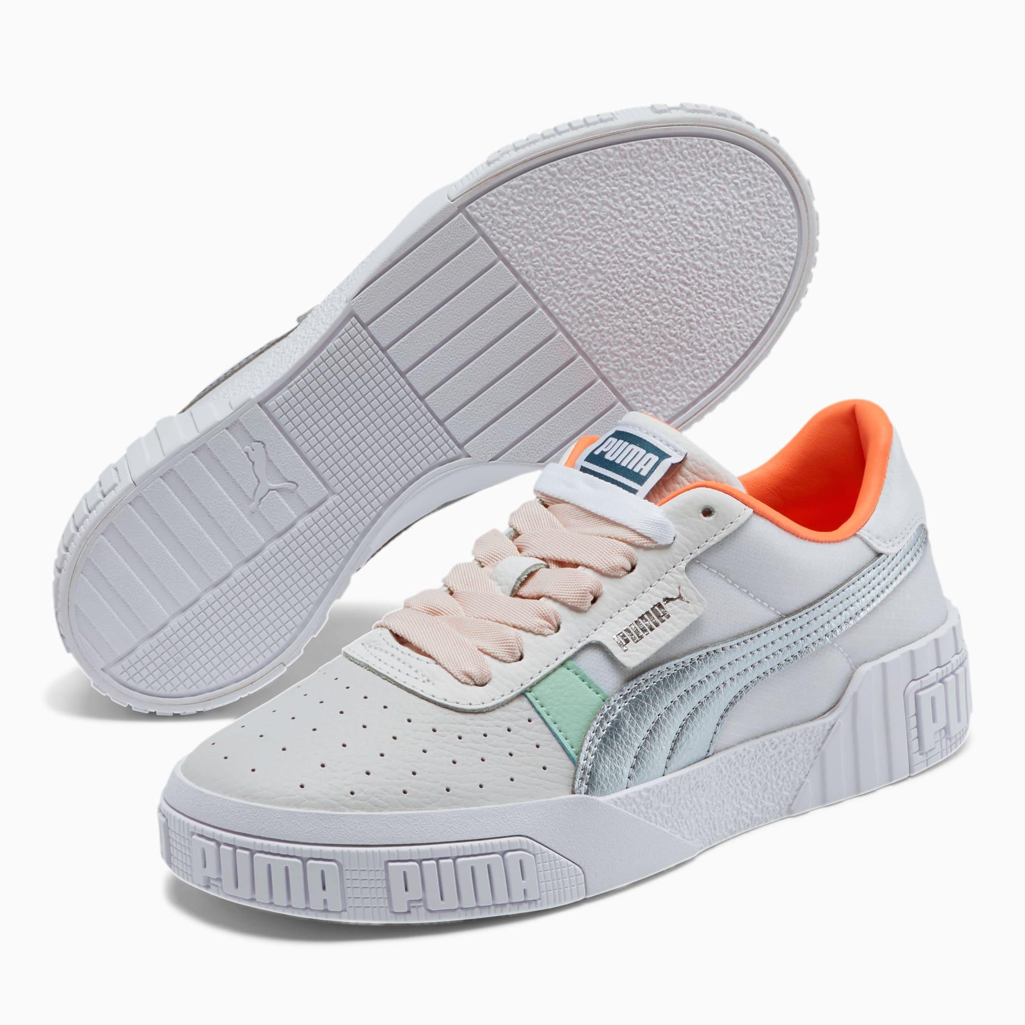 Cali Bold Clear Women's Sneakers