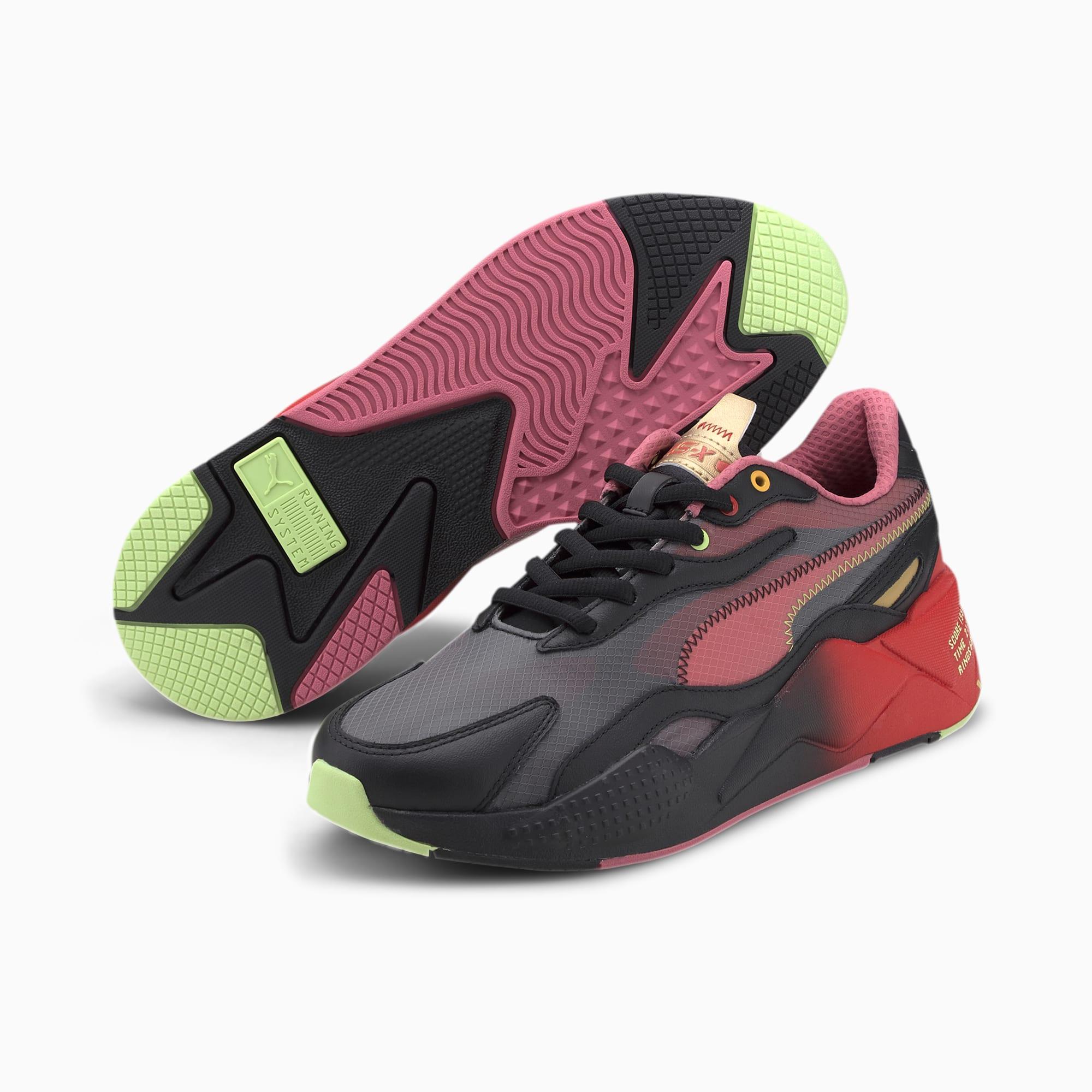 Basket PUMA x SONIC RS X³ Color 2