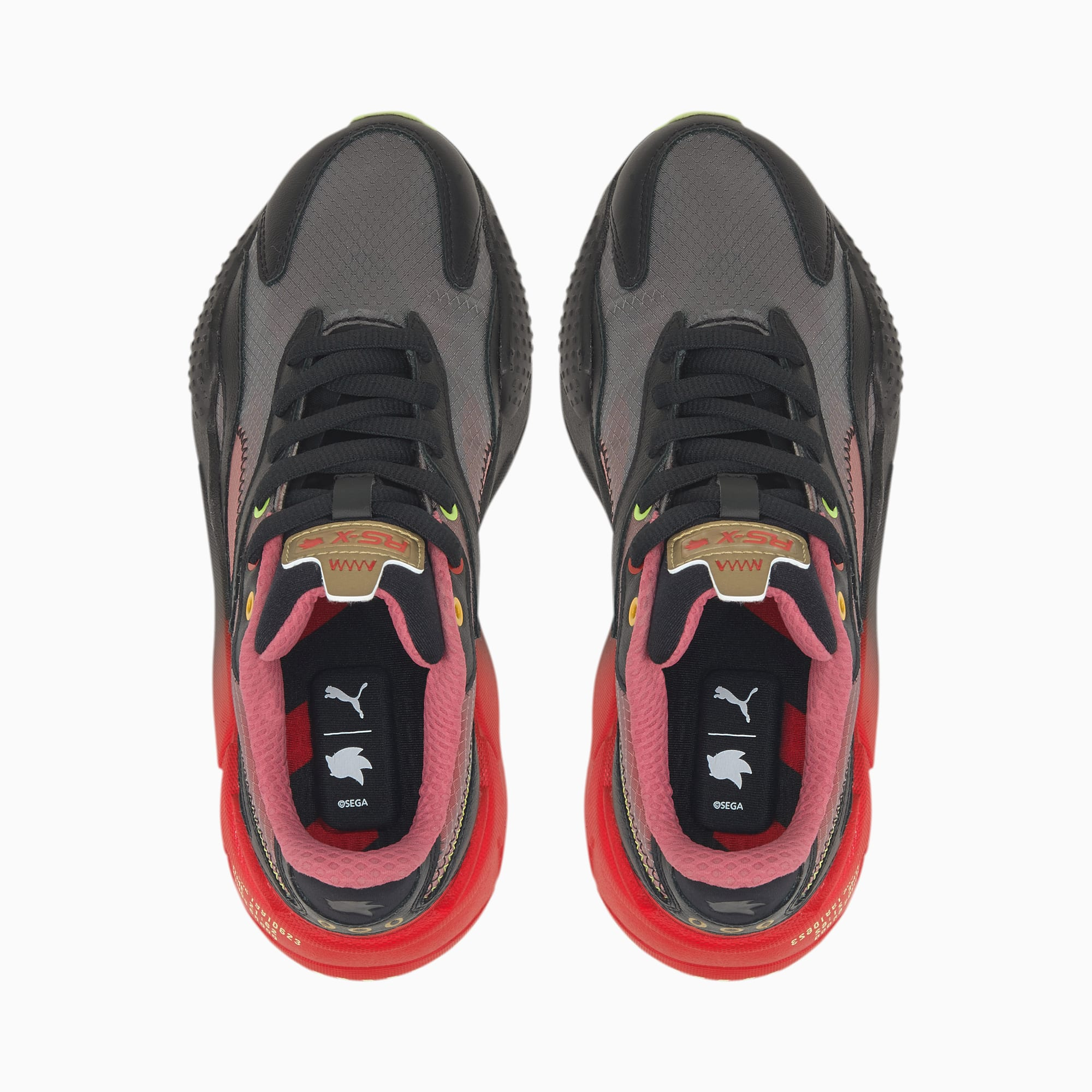 Basket PUMA x SONIC RS X³ Color Youth