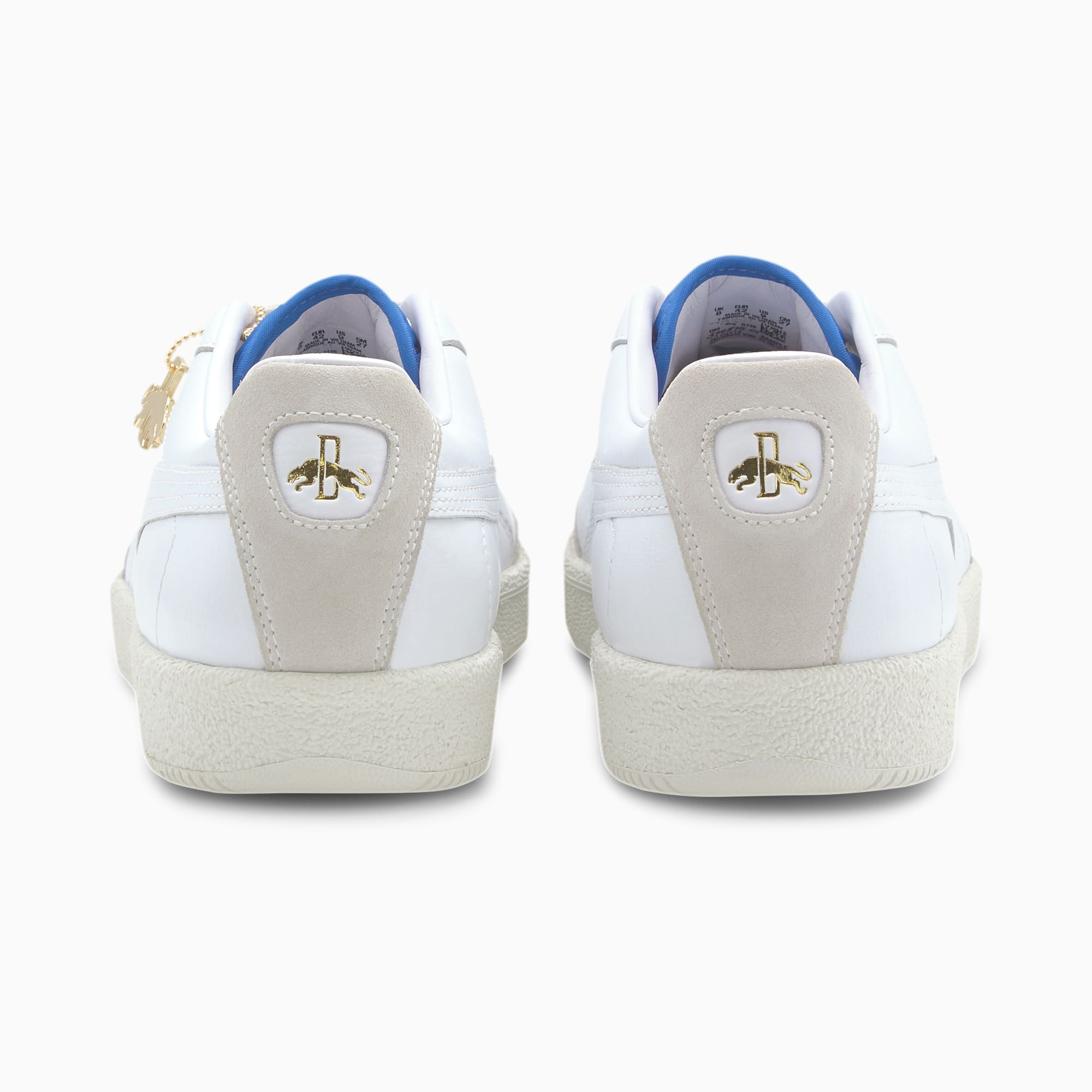 Oslo City Dassler Legacy Sneaker | White Royal Vaporous Gray
