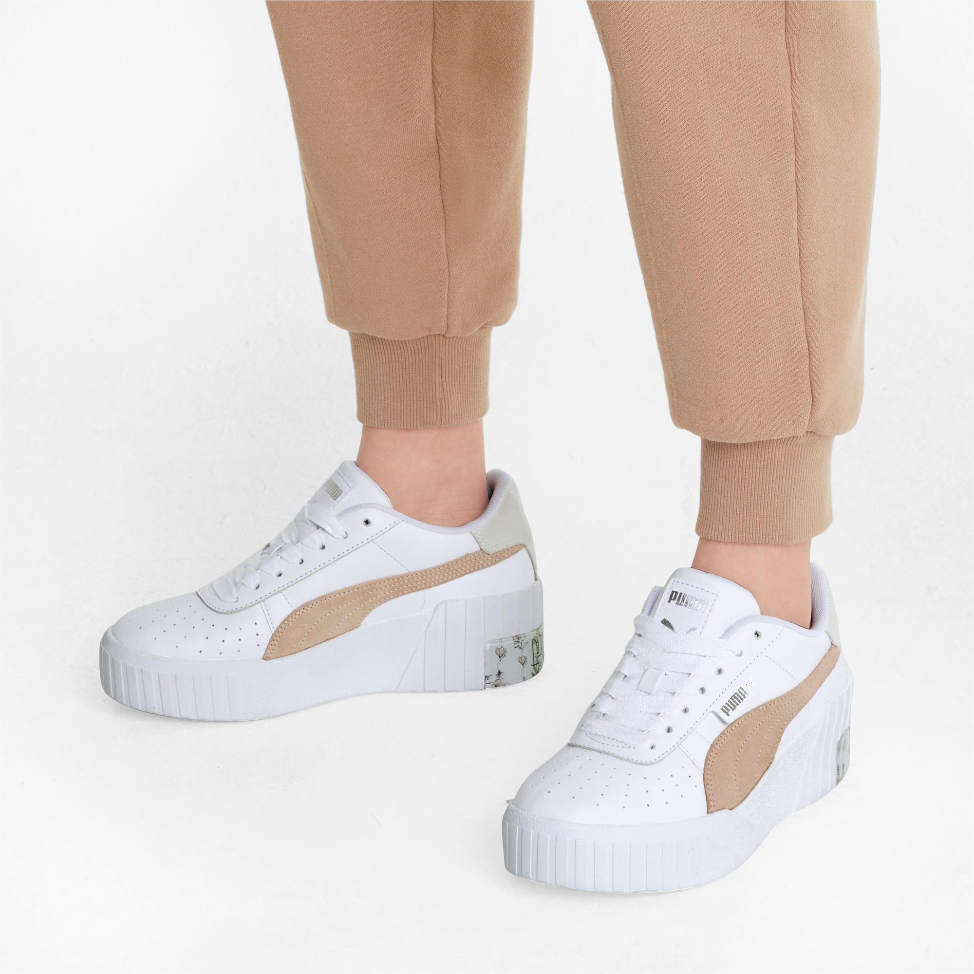 Cali Wedge In Bloom Women's Sneakers