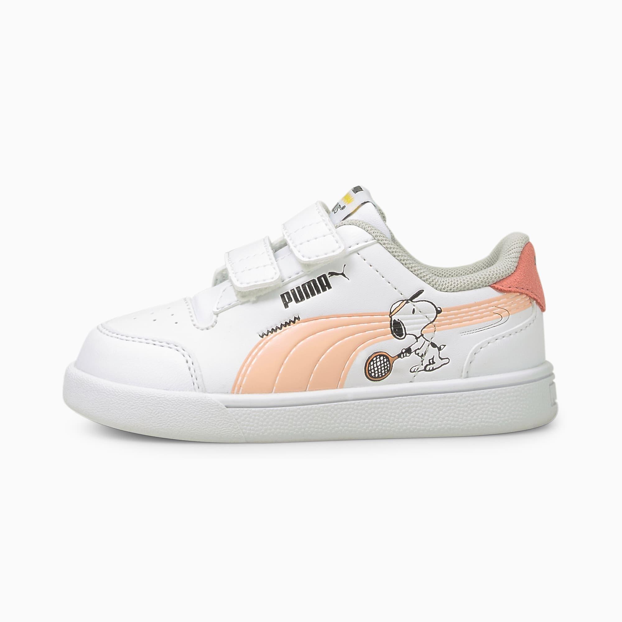 PUMA x PEANUTS Shuffle Toddler Shoes