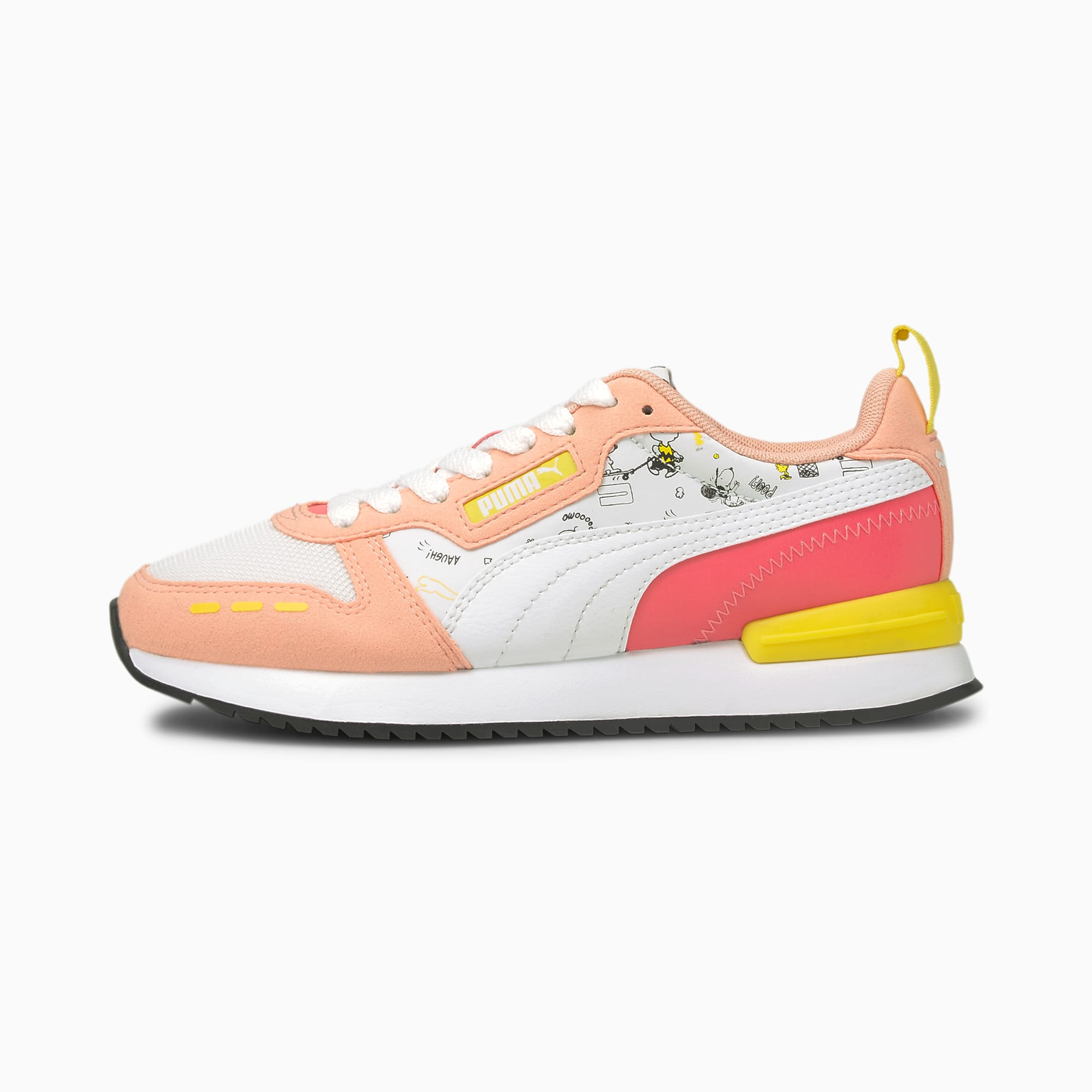 PUMA x PEANUTS R78 Sneakers JR