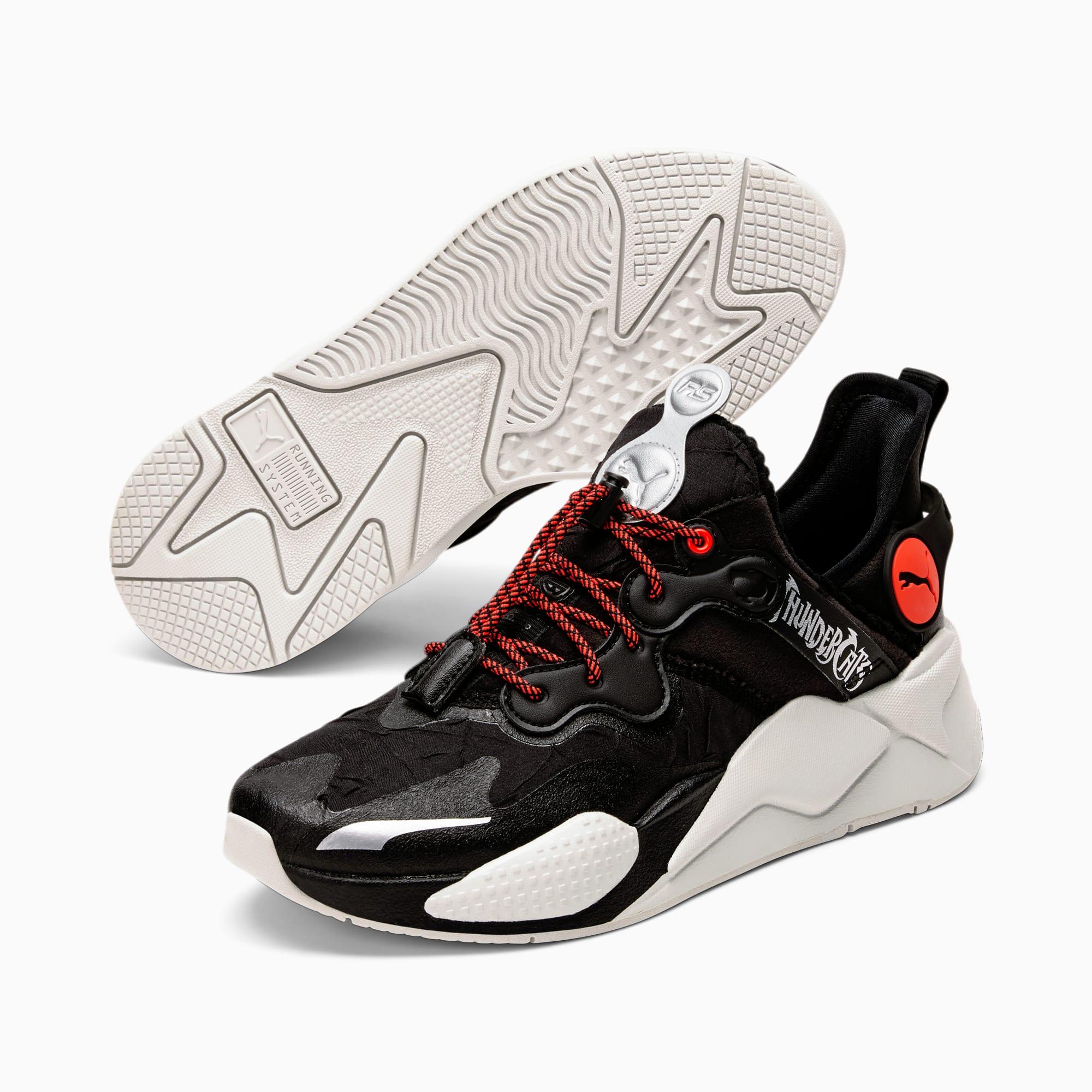 PUMA x THUNDERCATS RS-X T3CH Cat's Lair Sneakers | PUMA US