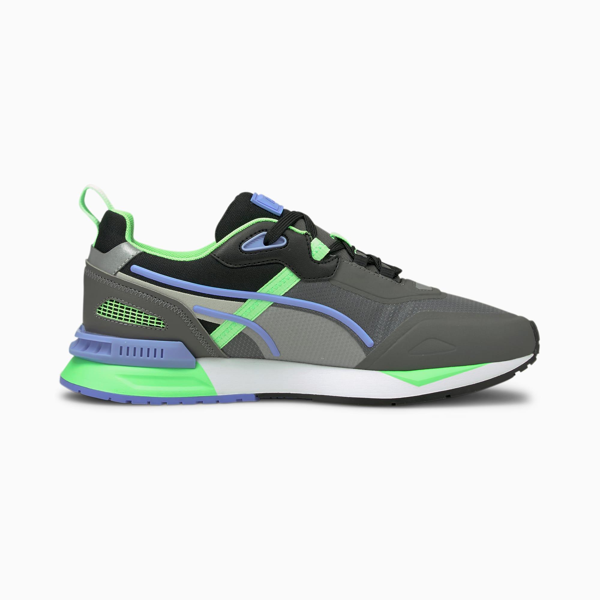 Mirage Tech Sneakers CASTLEROCK-Elektro Green
