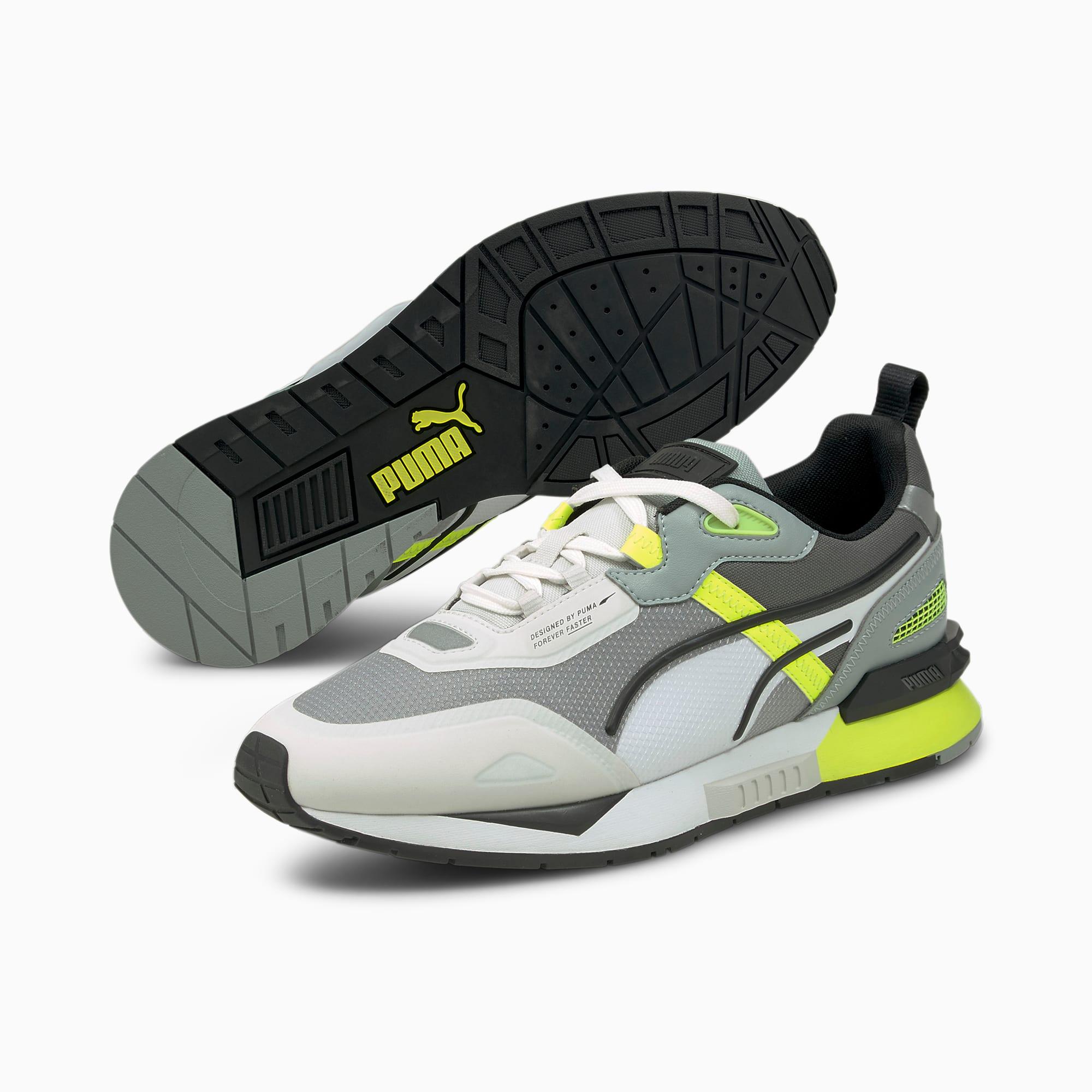 Mirage Tech Sneakers Nimbus Cloud-Quarry-Yellow Alert