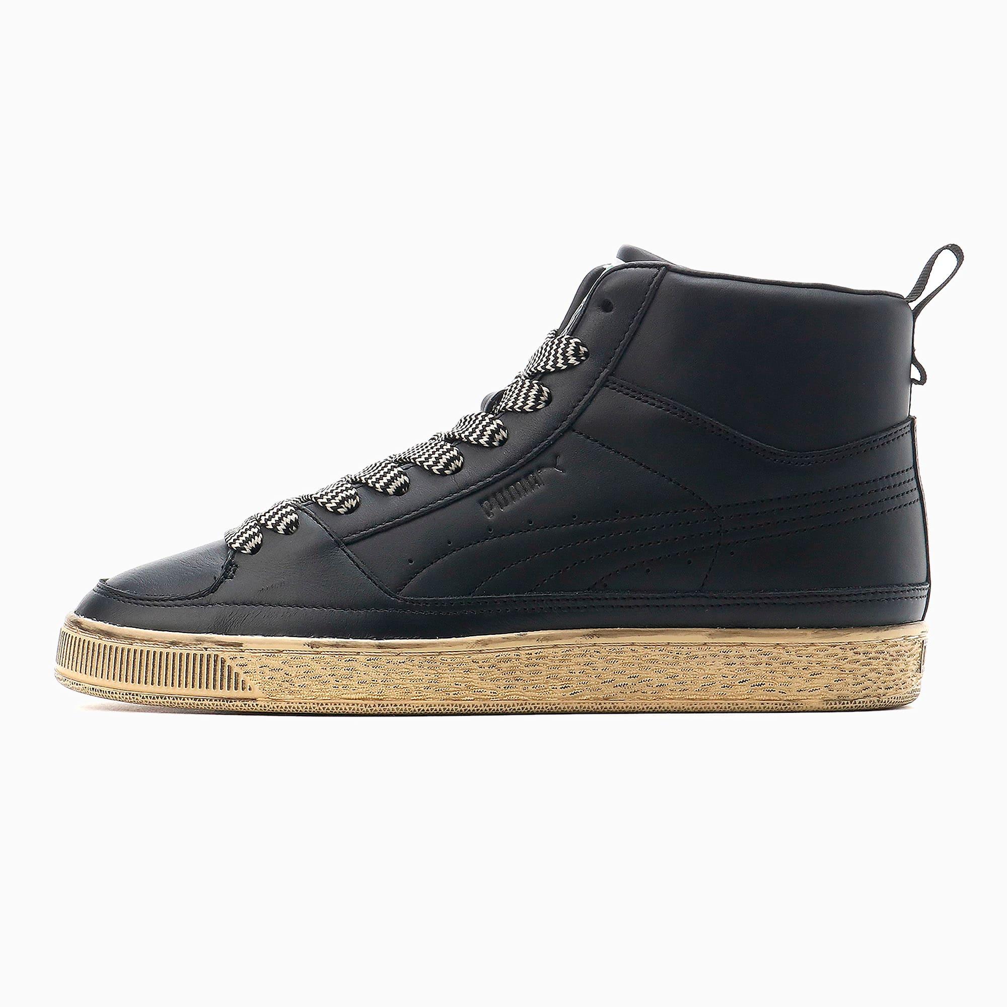 PUMA x RHUIGI Suede Mid Sneakers