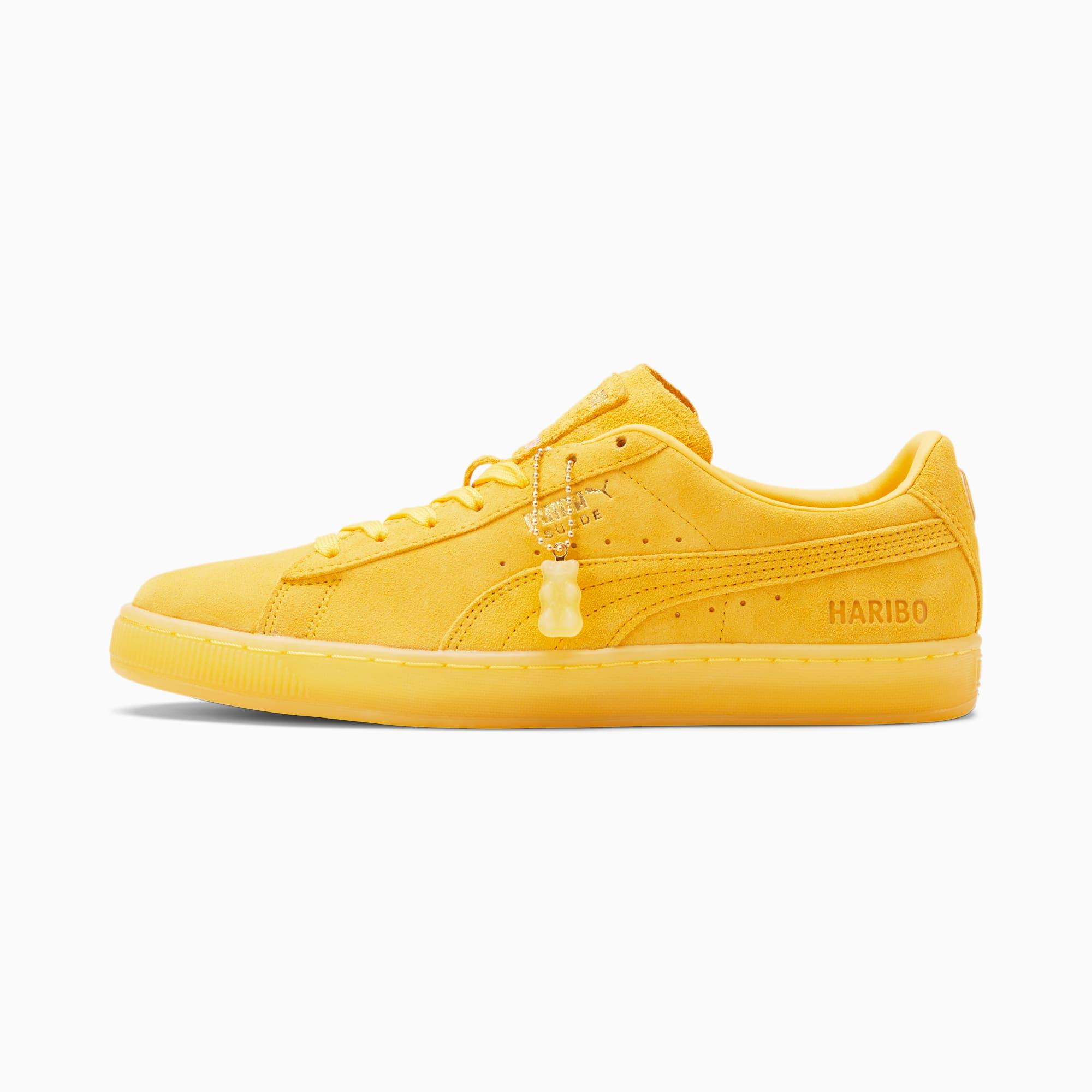 PUMA x HARIBO Men's Suede Sneakers